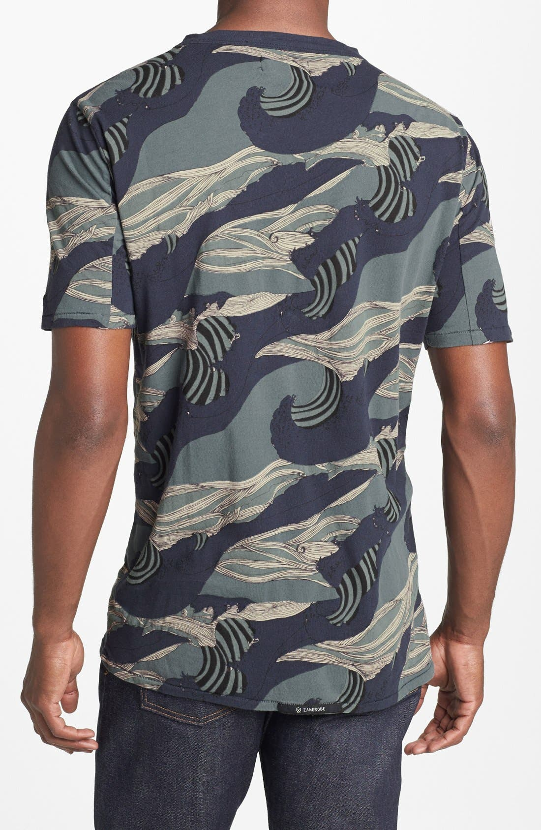 Alternate Image 2  - ZANEROBE 'Whitewash' Print T-Shirt