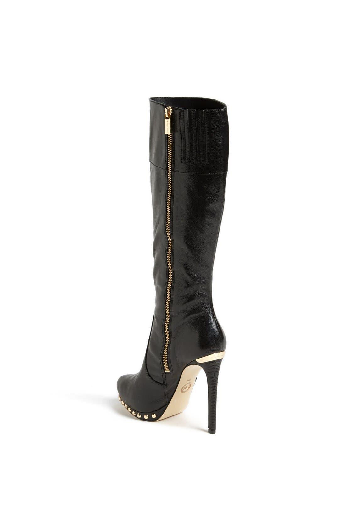Alternate Image 2  - MICHAEL Michael Kors 'Ailee' Tall Boot