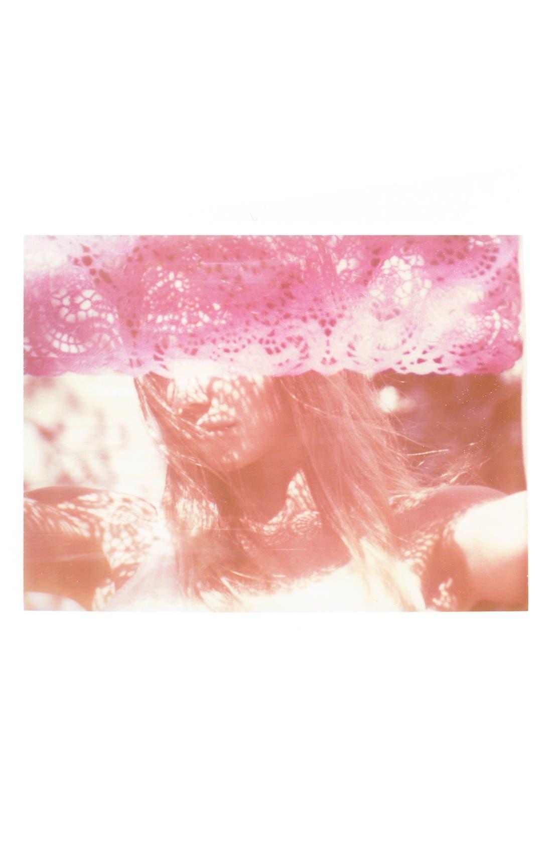 Alternate Image 1 Selected - She Hit Pause Studios 'Pink Shadows' Wall Art