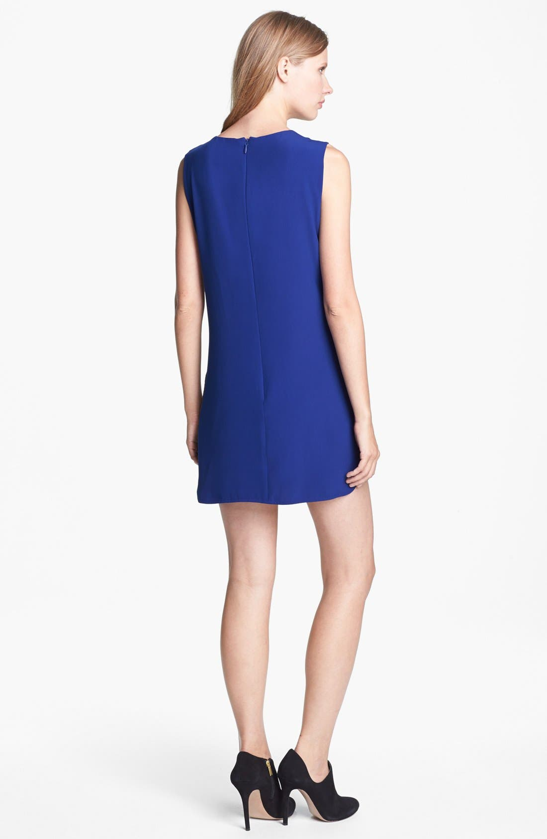 Alternate Image 2  - BCBGMAXAZRIA Sleeveless Shift Dress