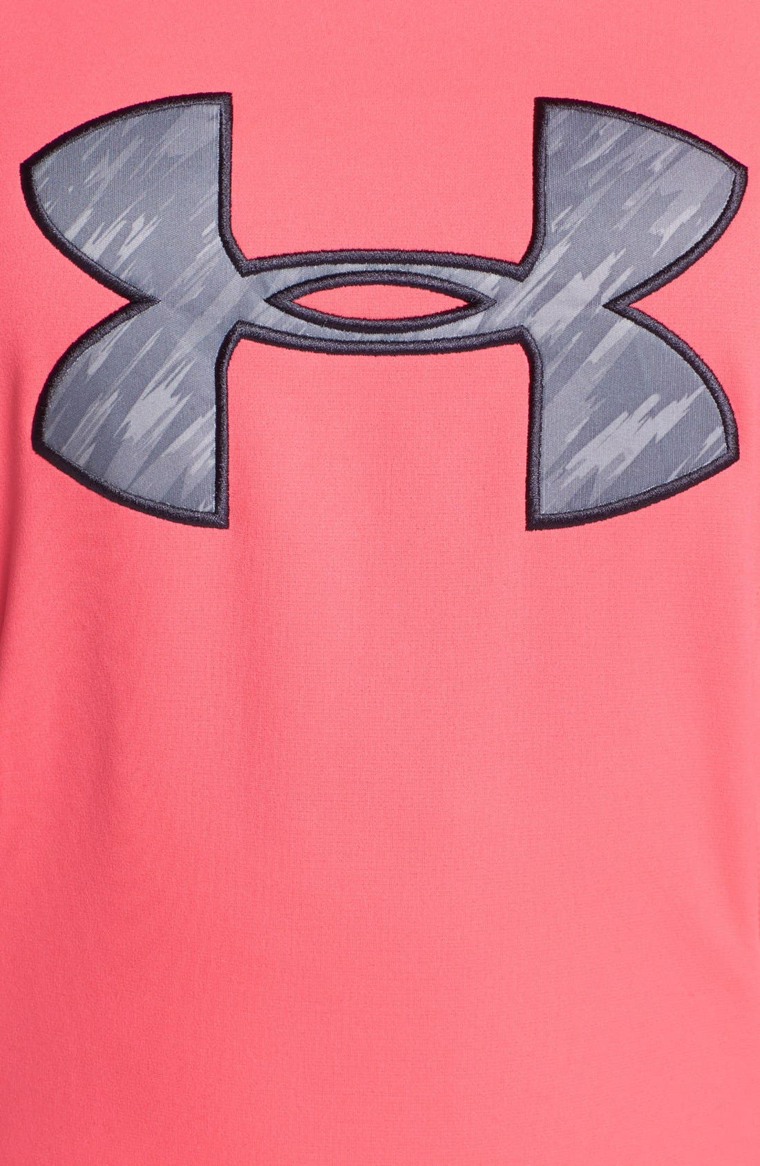 Alternate Image 3  - Under Armour 'Big Logo' Hoodie