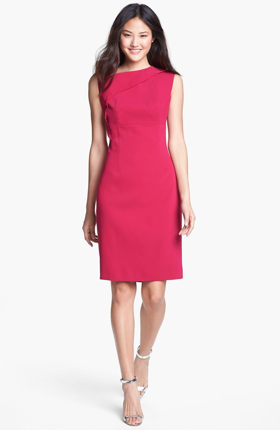 Main Image - T Tahari 'Persia' Sheath Dress
