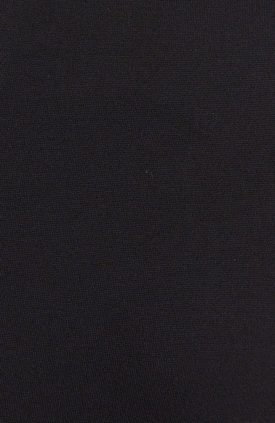 Alternate Image 3  - Ted Baker London Leather Shoulder Sheath Dress