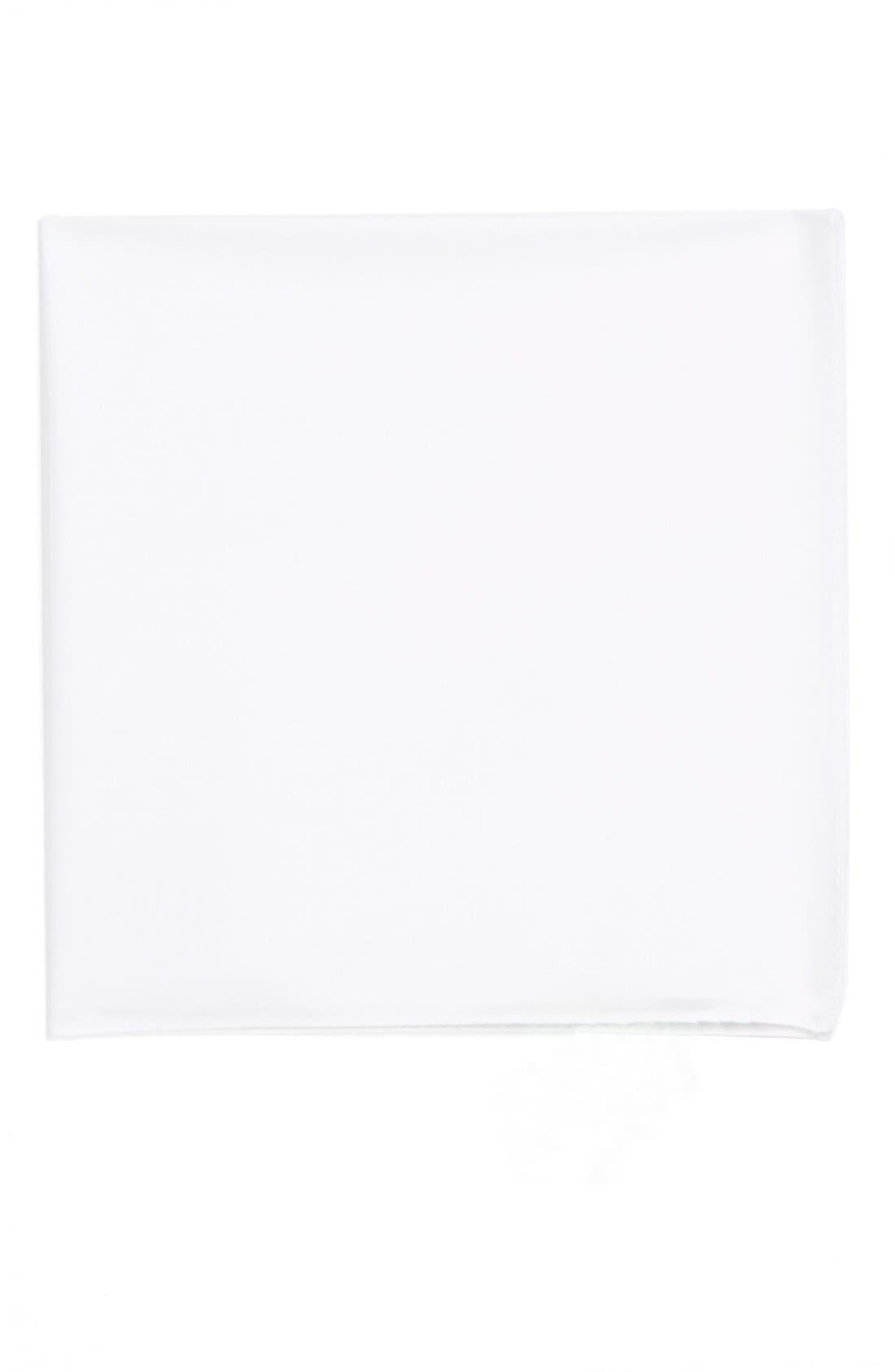 BOSS Cotton Pocket Square