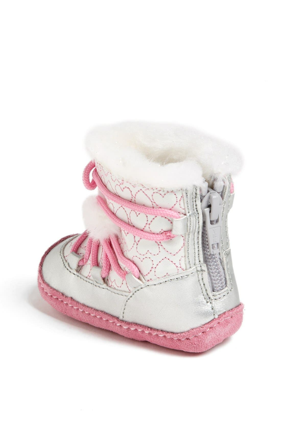 Alternate Image 2  - Stride Rite 'Crawl - Snowdrop' Boot (Baby Girls)