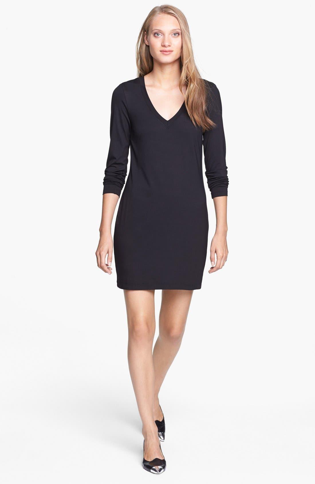 Alternate Image 1 Selected - Trina Turk 'Bellingham 2' Jersey T-Shirt Dress