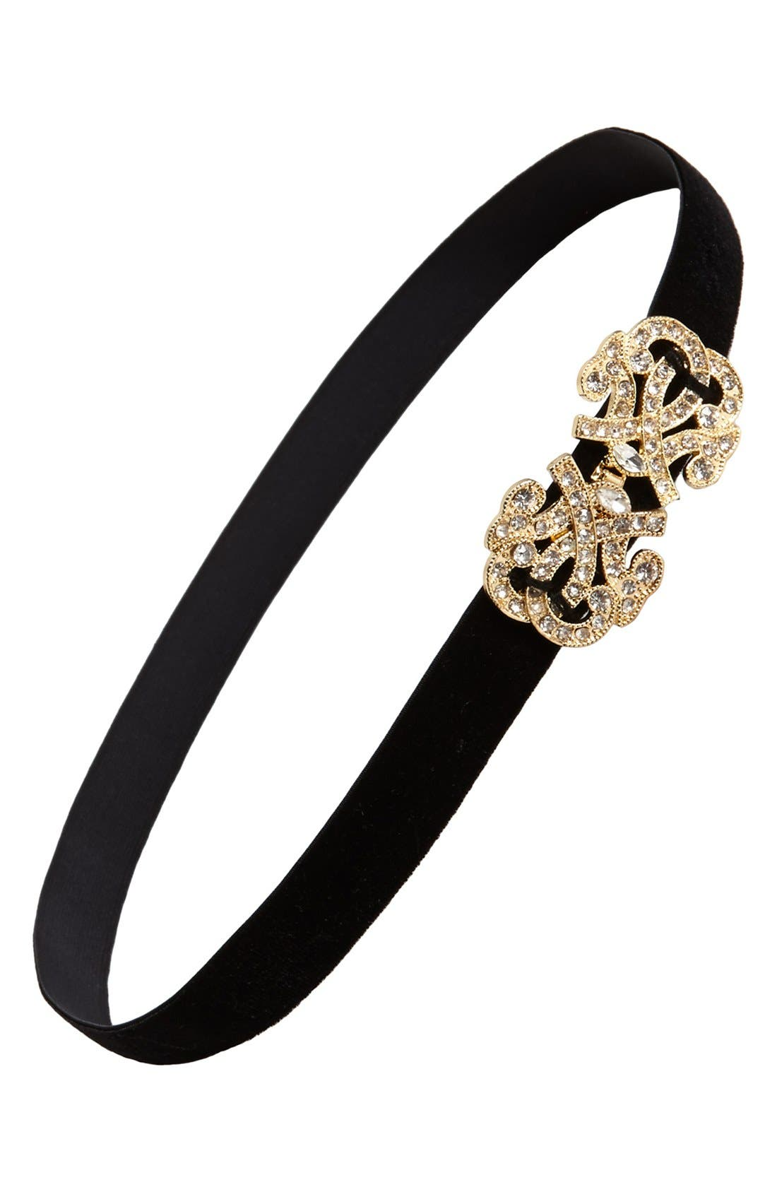 Main Image - Tildon 'Vintage Brocade' Headband