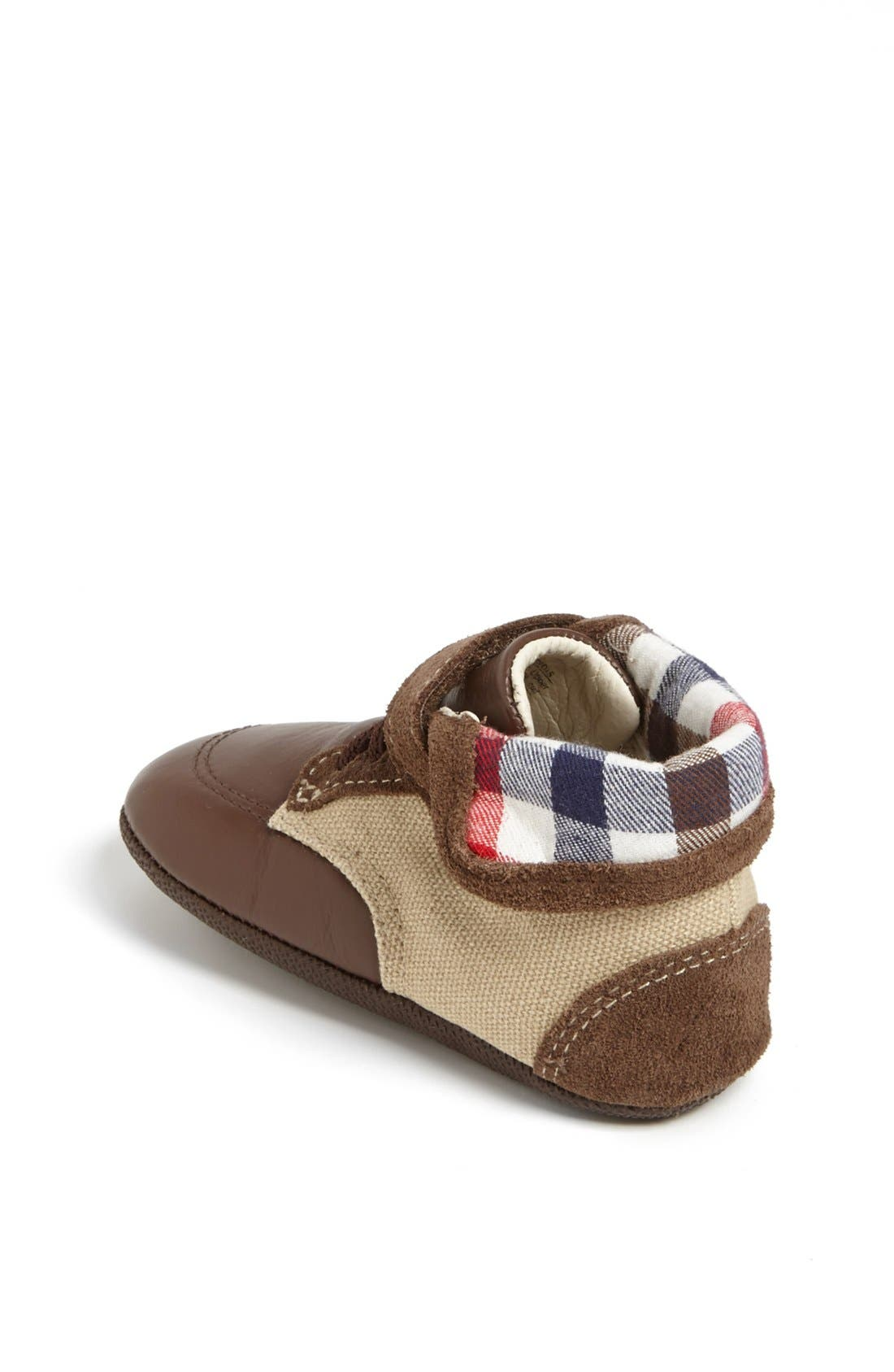 Alternate Image 2  - Robeez® Mini Shoez 'Taylor' Boot (Baby & Walker)