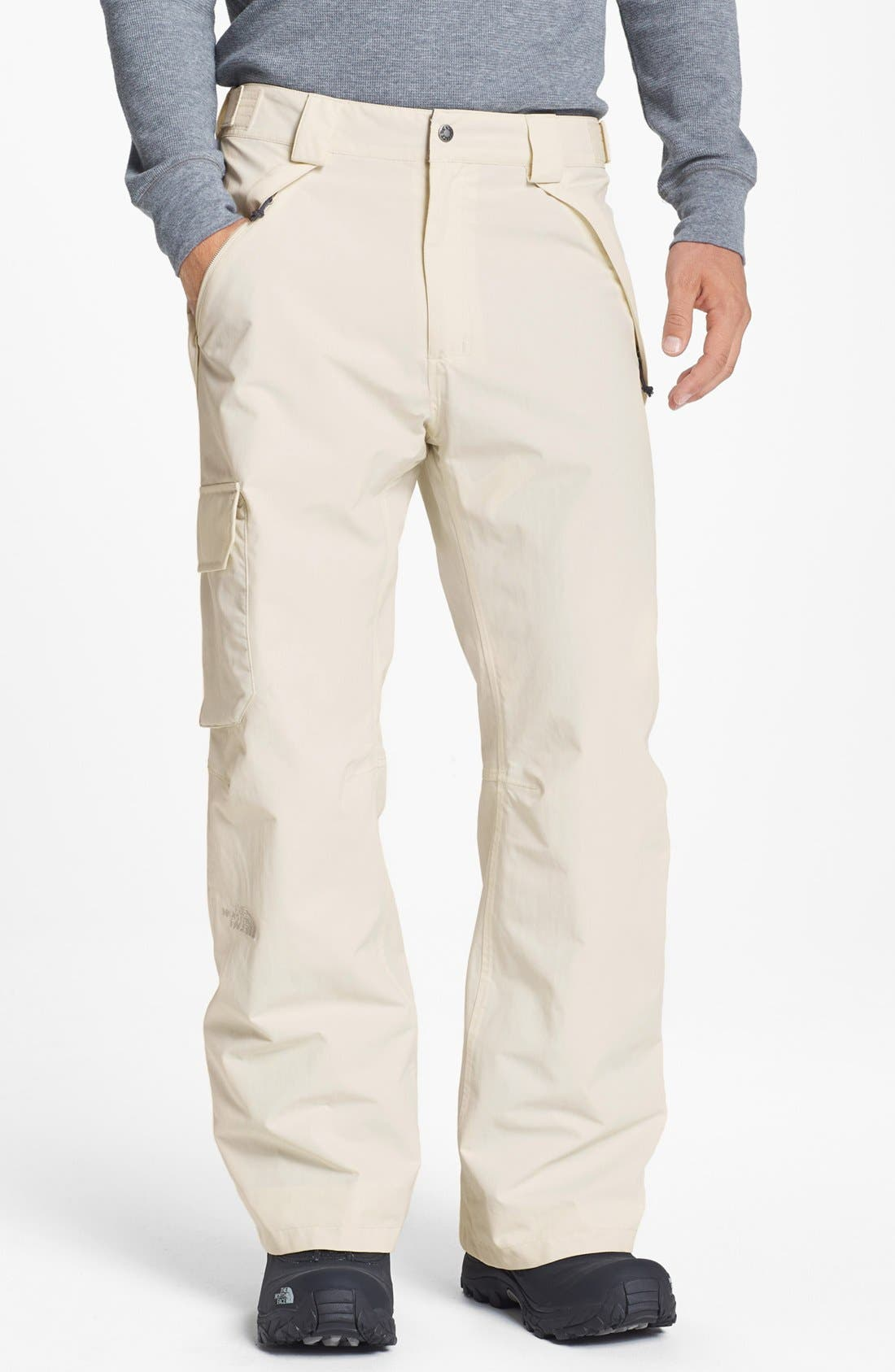 Alternate Image 1 Selected - The North Face 'Seymore' Ski Pants