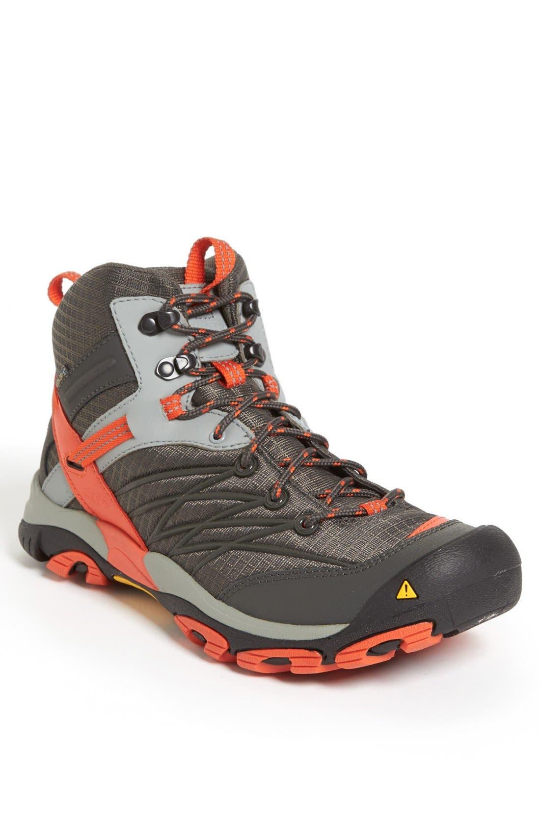 Alternate Image 1 Selected - Keen 'Marshall Mid WP' Hiking Boot (Men)