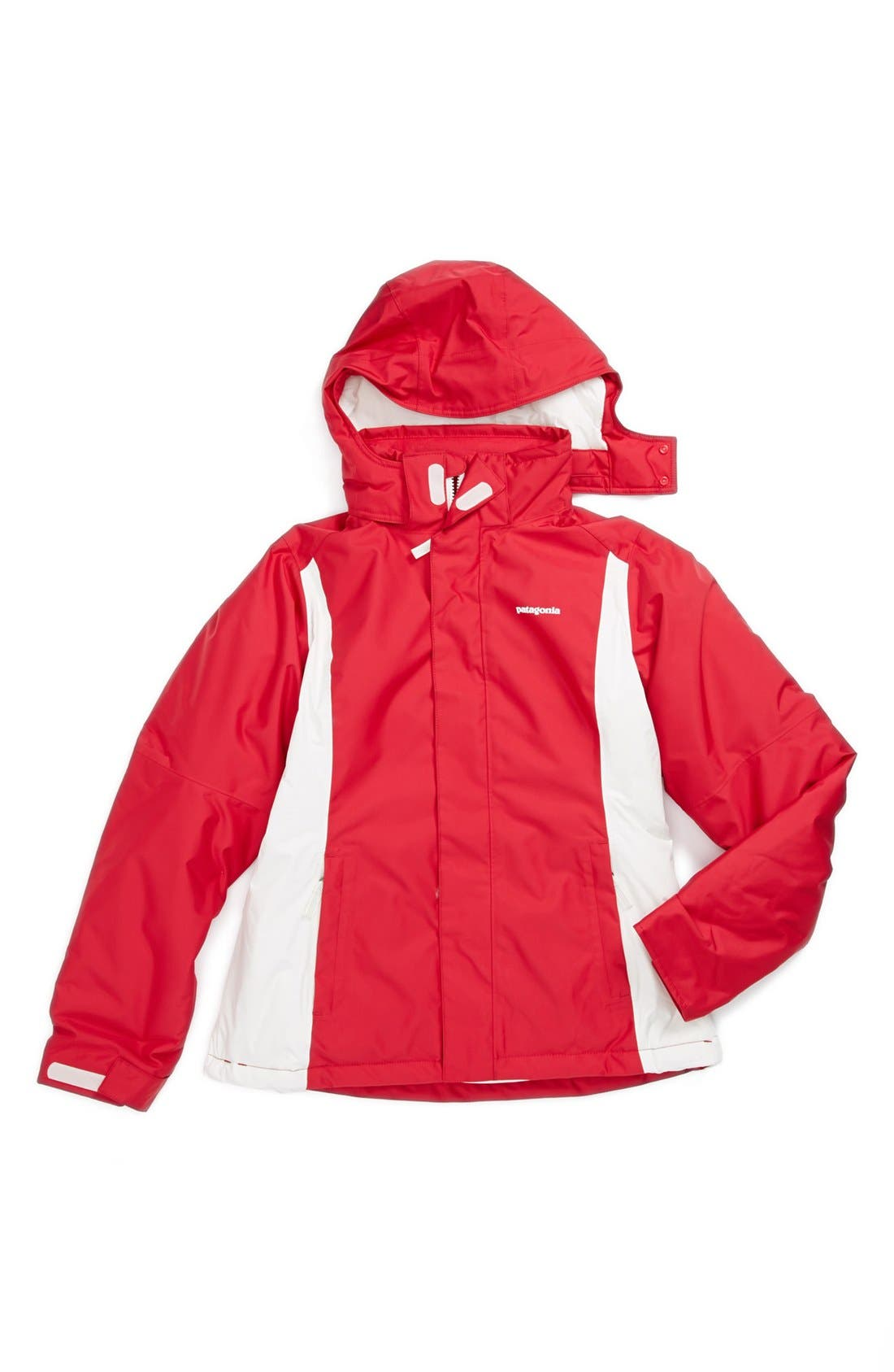 Alternate Image 1 Selected - Patagonia 'Snowbelle' Insulated Jacket (Little Girls & Big Girls)