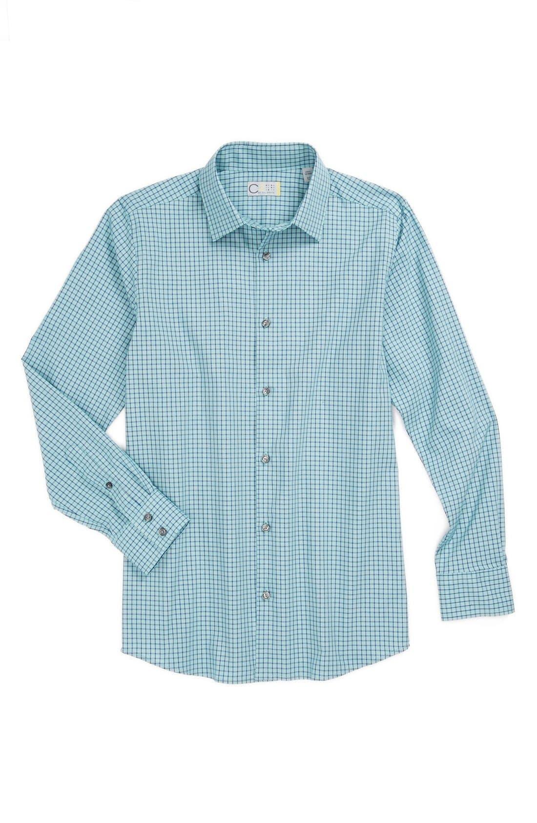 Main Image - C2 by Calibrate Dress Shirt (Big Boys)