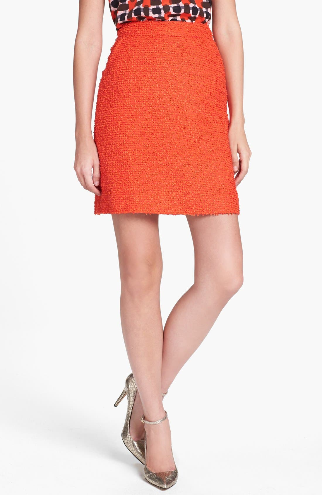 Main Image - kate spade new york 'coretta' skirt