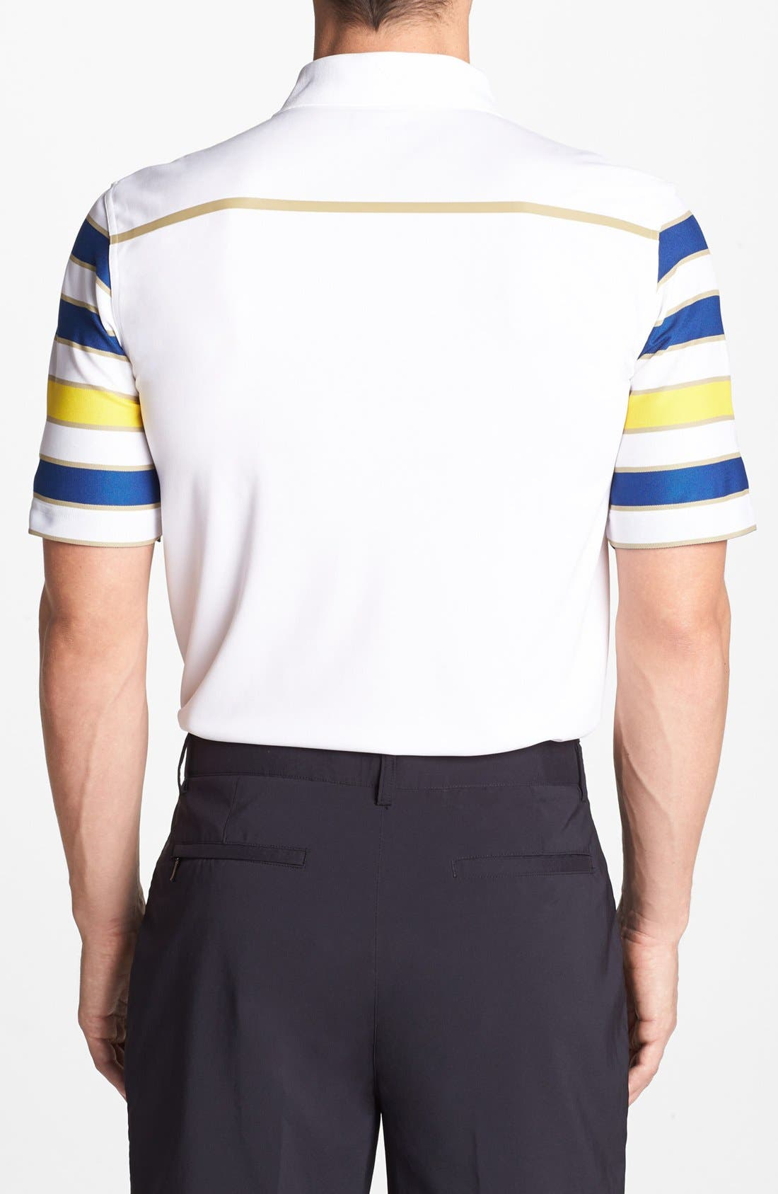 Alternate Image 2  - Callaway Golf® Stripe Wrinkle Free Polo