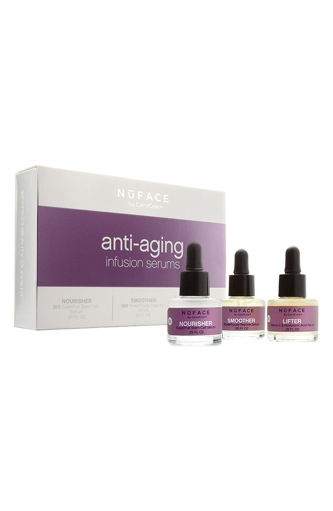 NuFACE® 'Anti Aging Infusion' Serum Trio