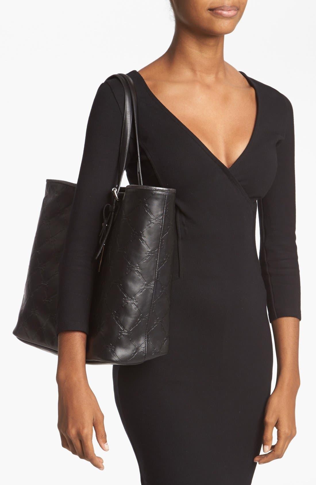 Alternate Image 2  - Longchamp 'LM Cuir - Medium' Leather Tote