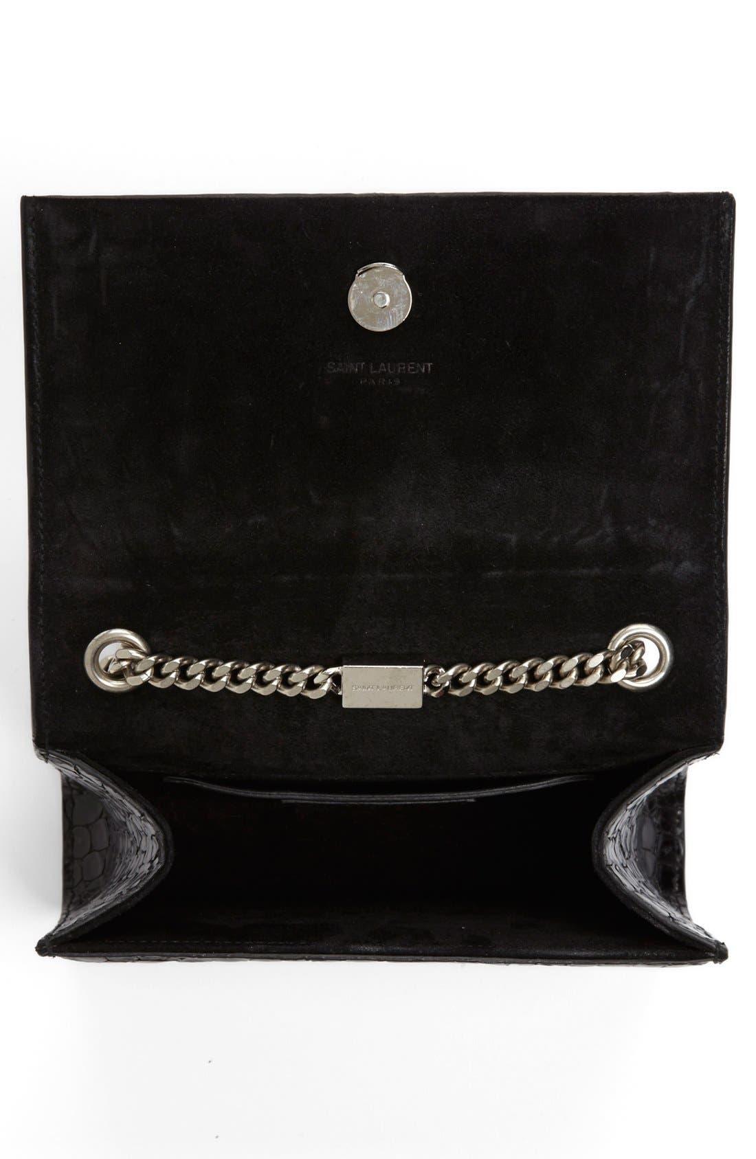 Alternate Image 2  - Saint Laurent 'Cassandre' Shoulder Bag, Small