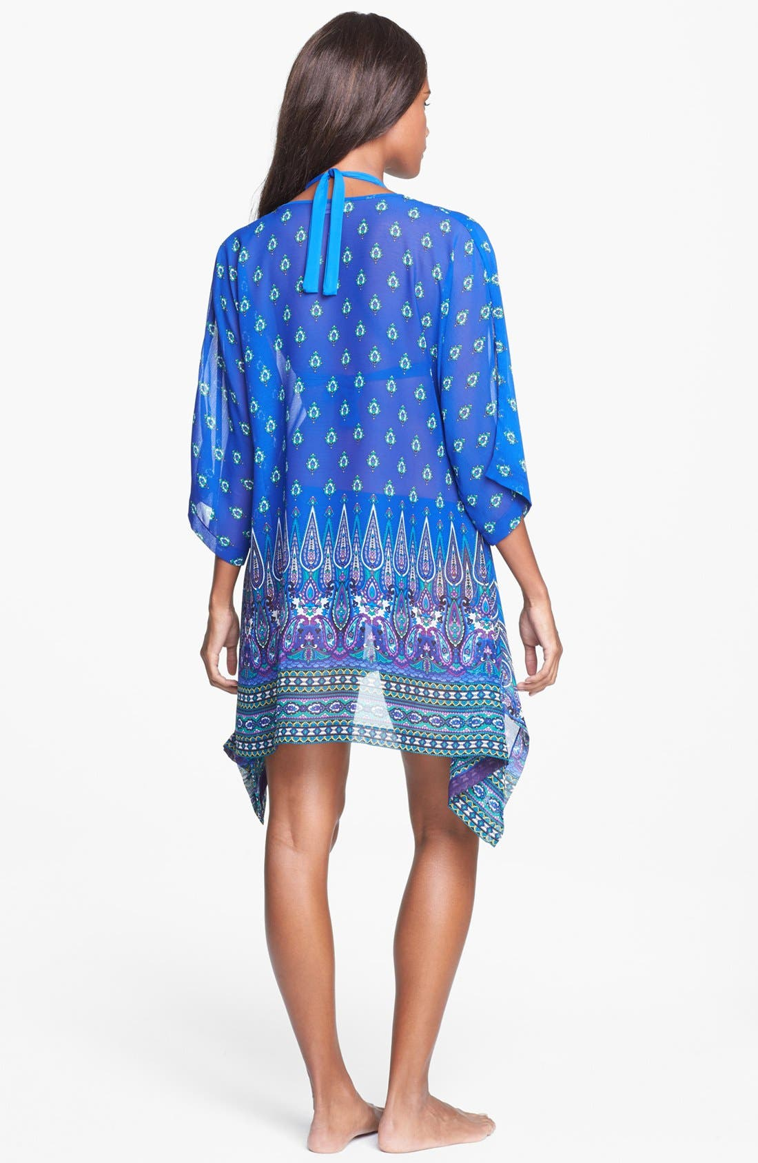 Alternate Image 2  - Tommy Bahama 'Foulard Frenzy' Cover-Up Tunic