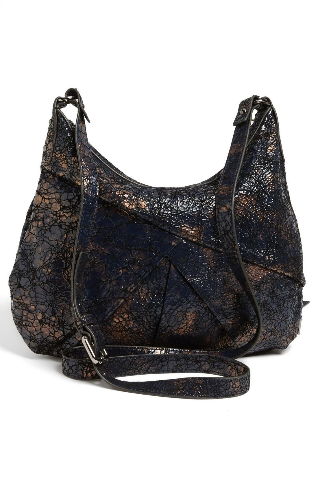 Alternate Image 4  - Kooba 'Tia' Leather Crossbody Bag