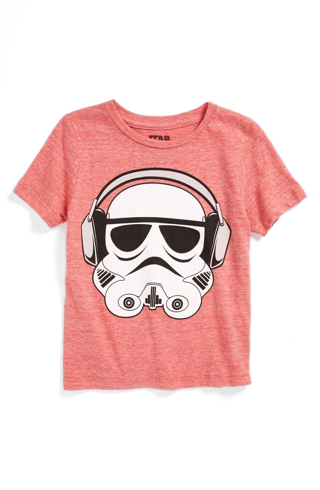Alternate Image 1 Selected - Mighty Fine 'Super Trooper' T-Shirt (Toddlers)