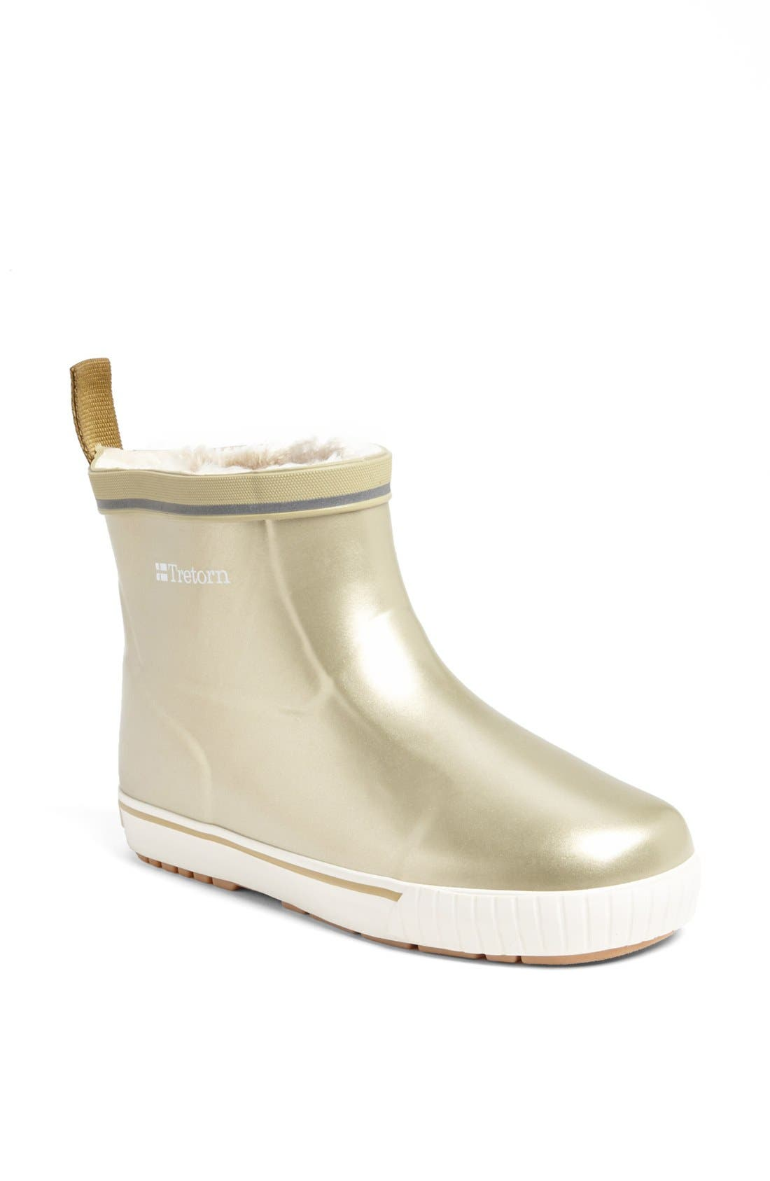 'Skerry Spritz Vinter' Waterproof Boot,                             Main thumbnail 1, color,                             Gold
