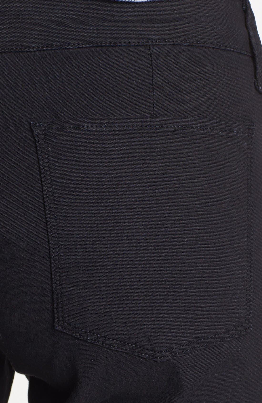 Alternate Image 3  - Lucky Brand Skinny Cargo Pants