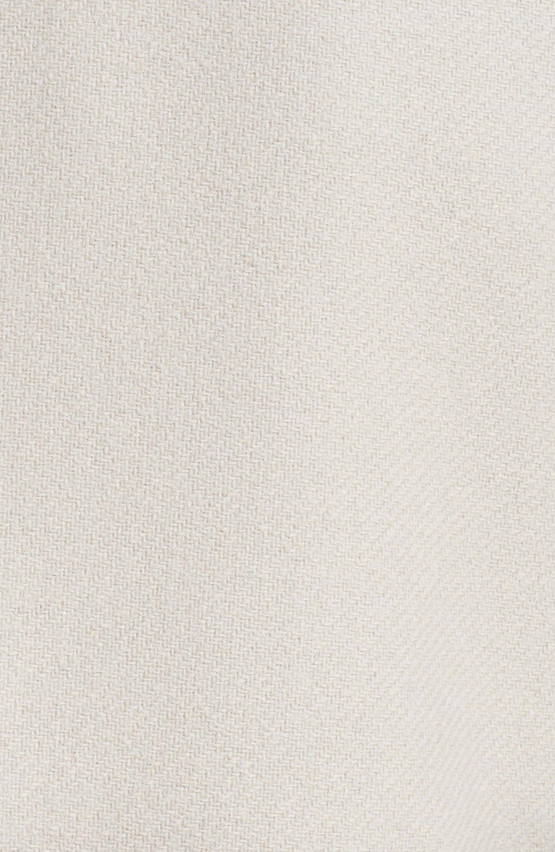 Alternate Image 3  - Burberry Brit 'Charlestead' Wool Blend Coat