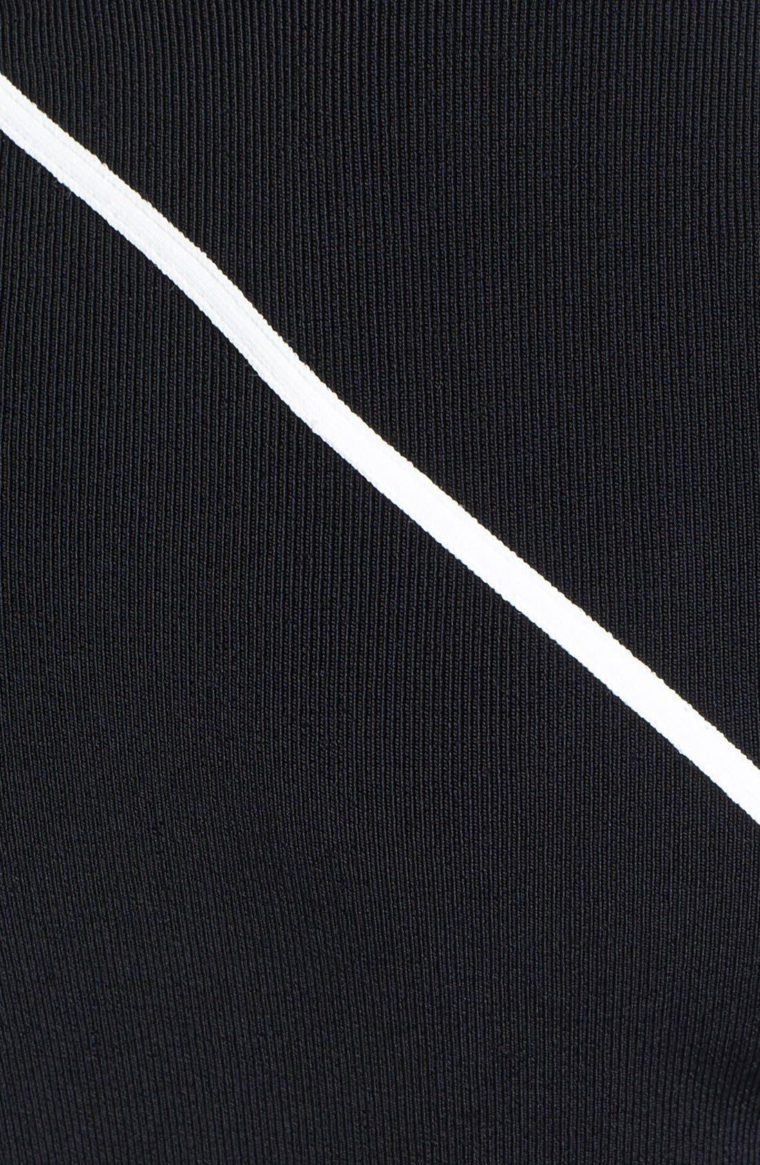 Alternate Image 4  - Diane von Furstenberg 'Josephine' Knit Body-Con Dress