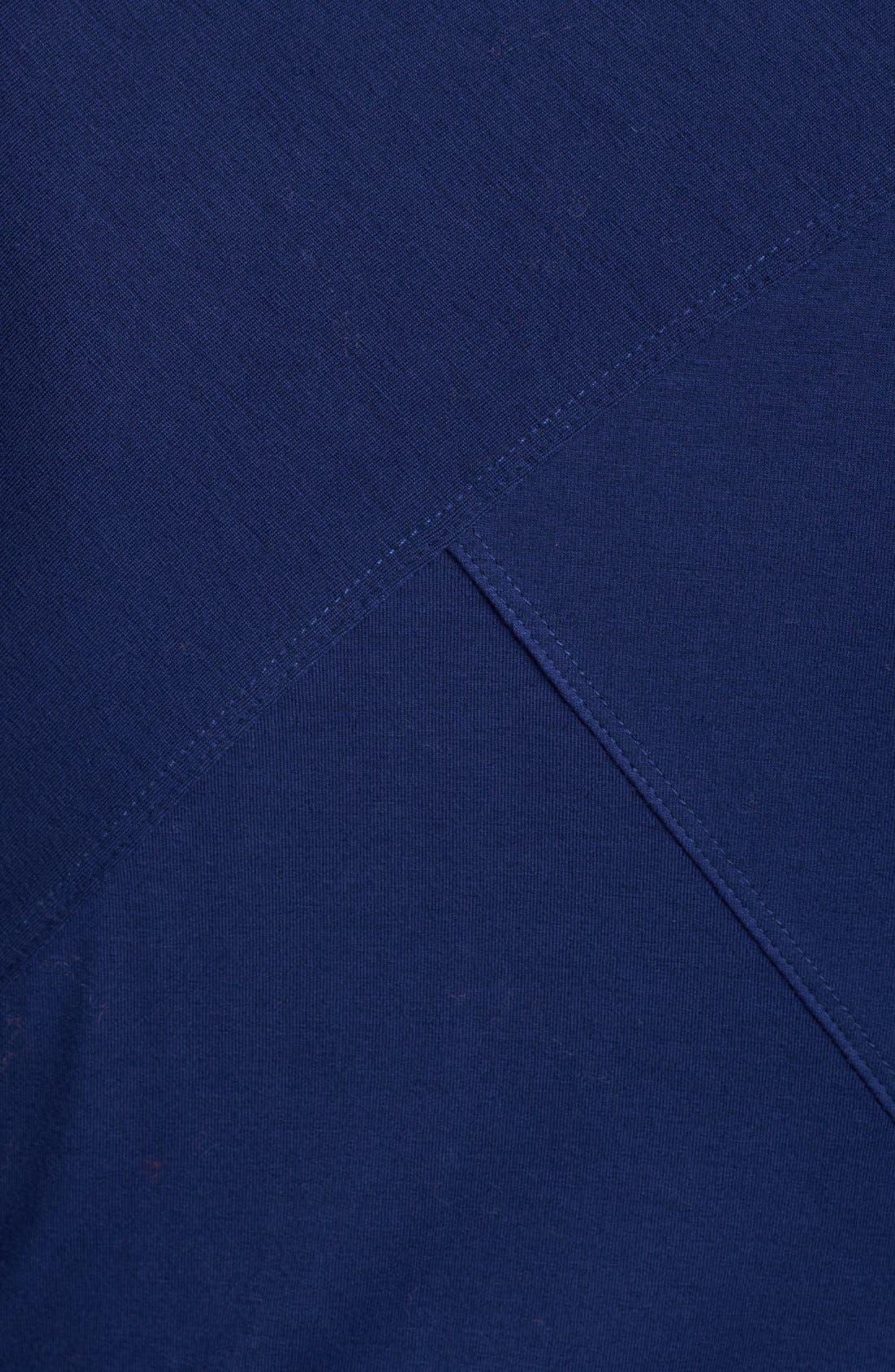 Alternate Image 3  - Donna Karan Collection Slash Neckline Jersey Top