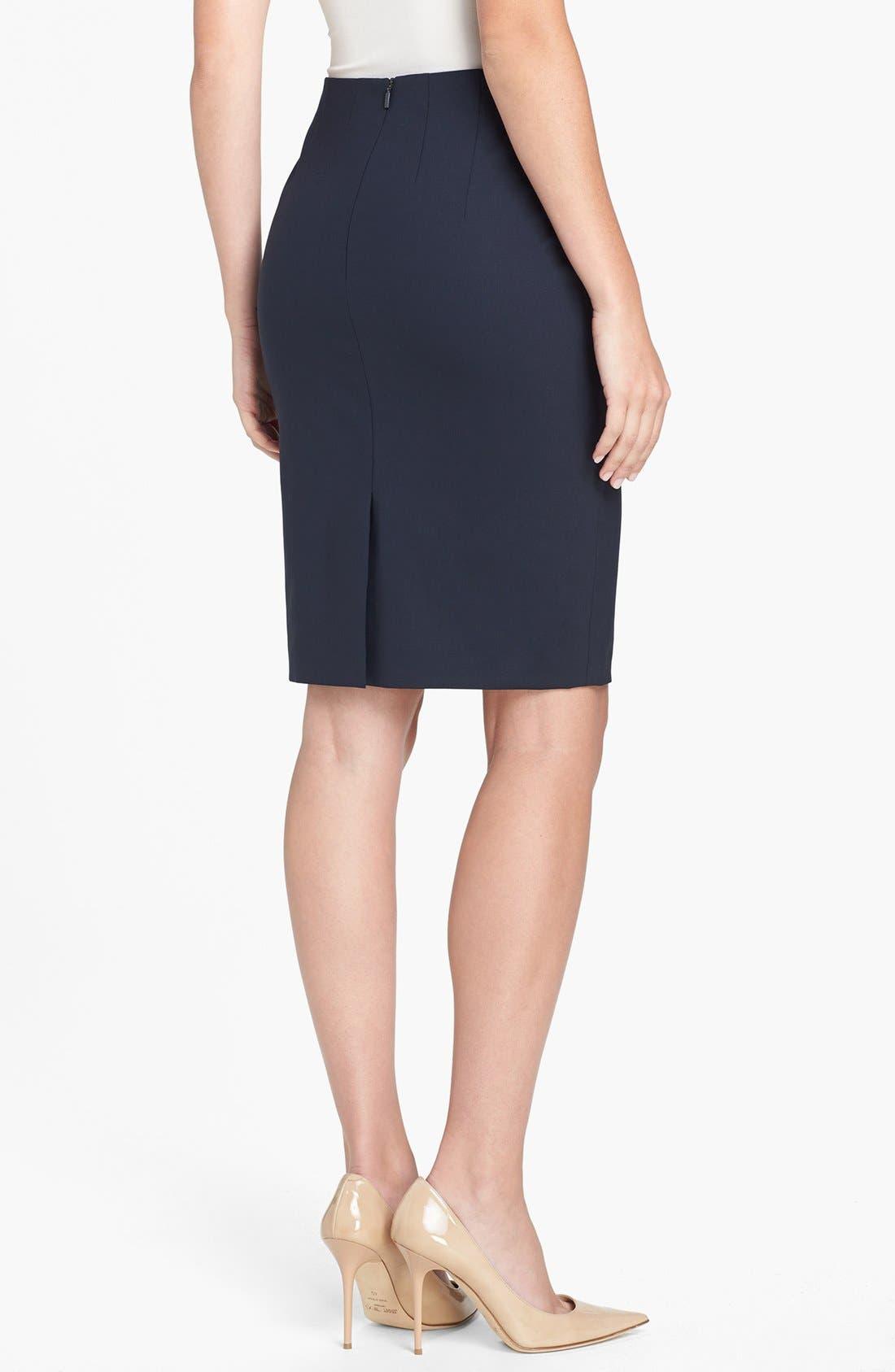 Alternate Image 2  - BOSS 'Vilina1' Skirt