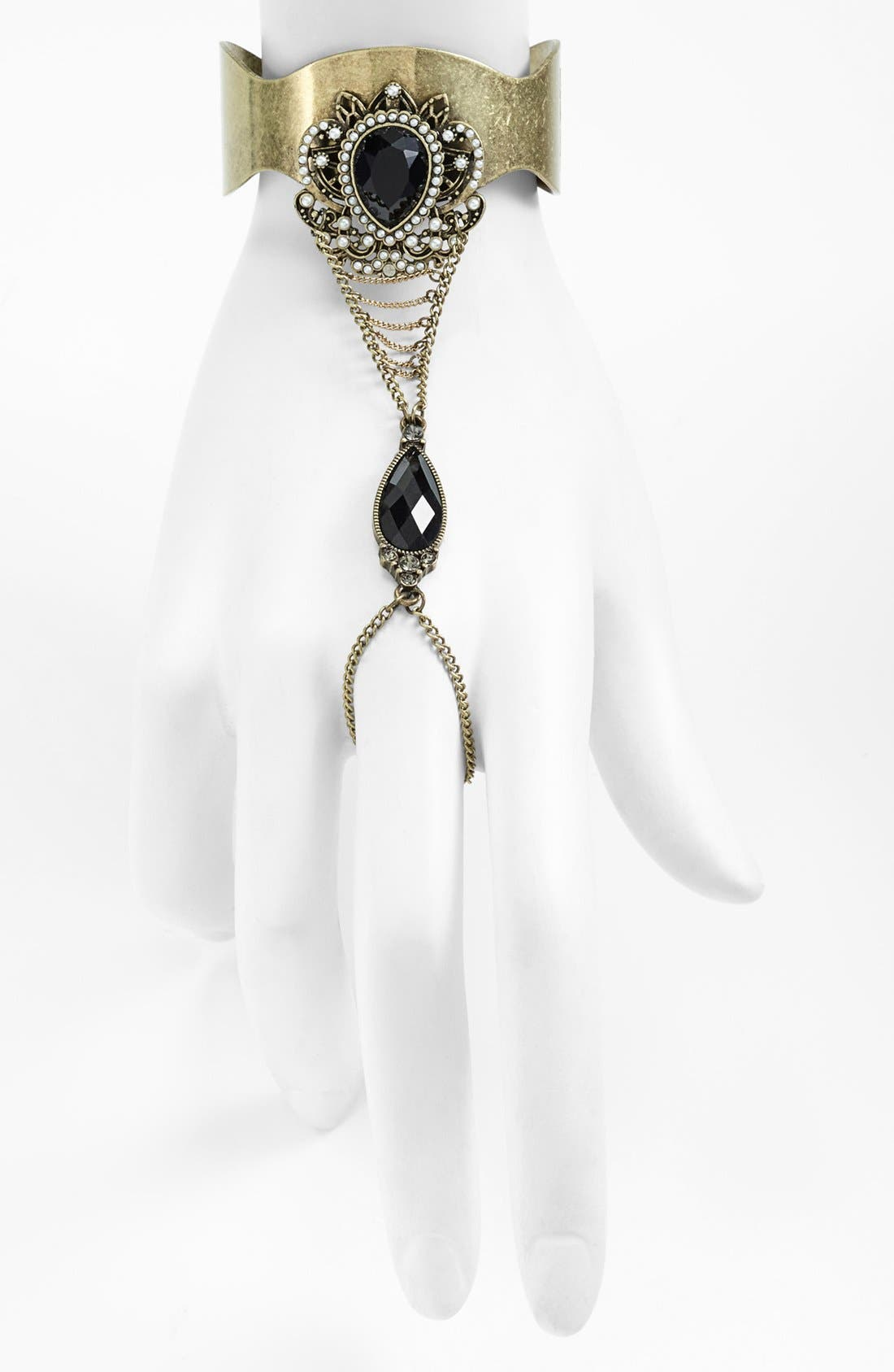 Alternate Image 1 Selected - Tildon 'Victorian' Hand Chain