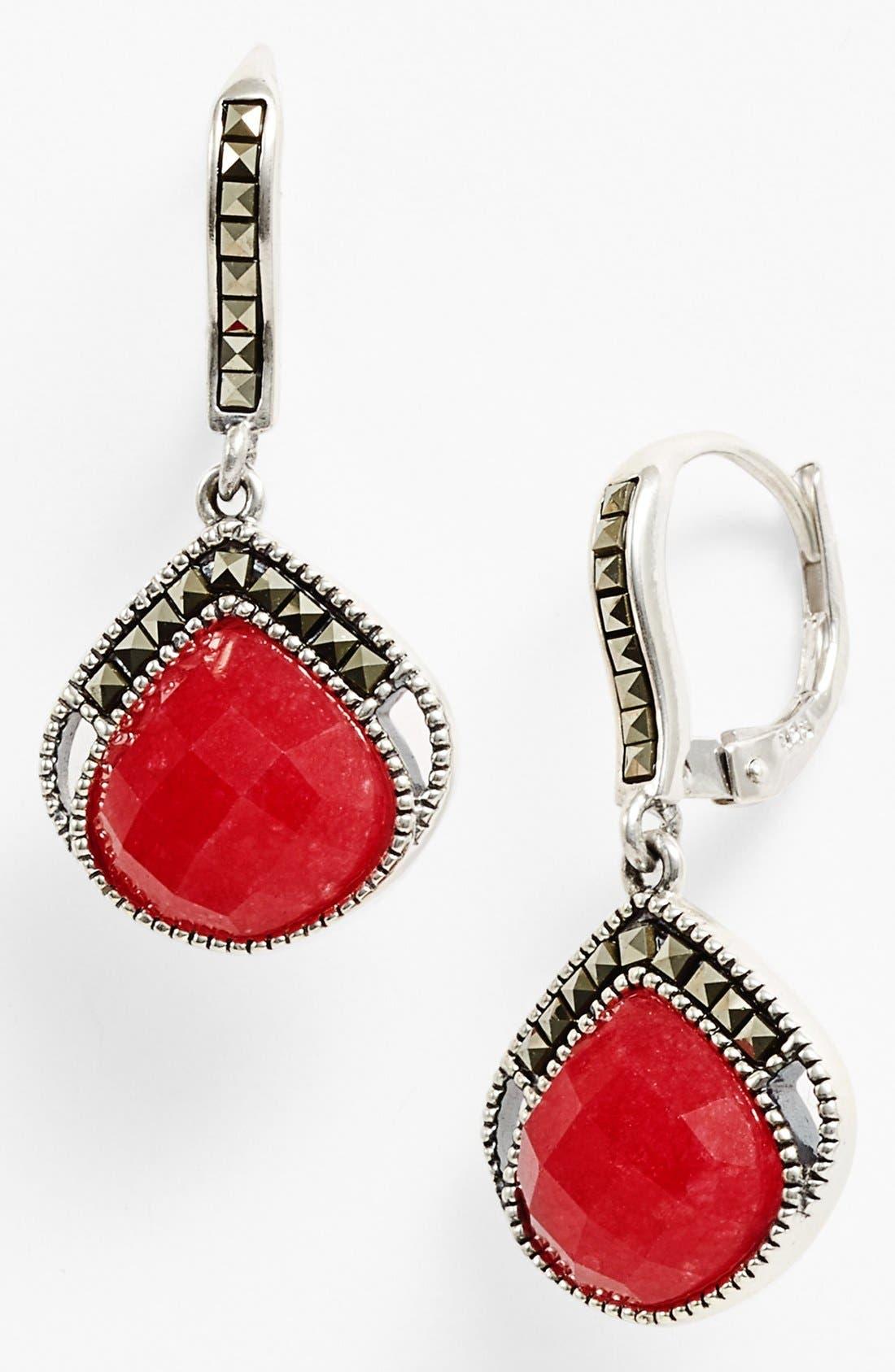 Alternate Image 1 Selected - Judith Jack 'Flamenco' Drop Earrings