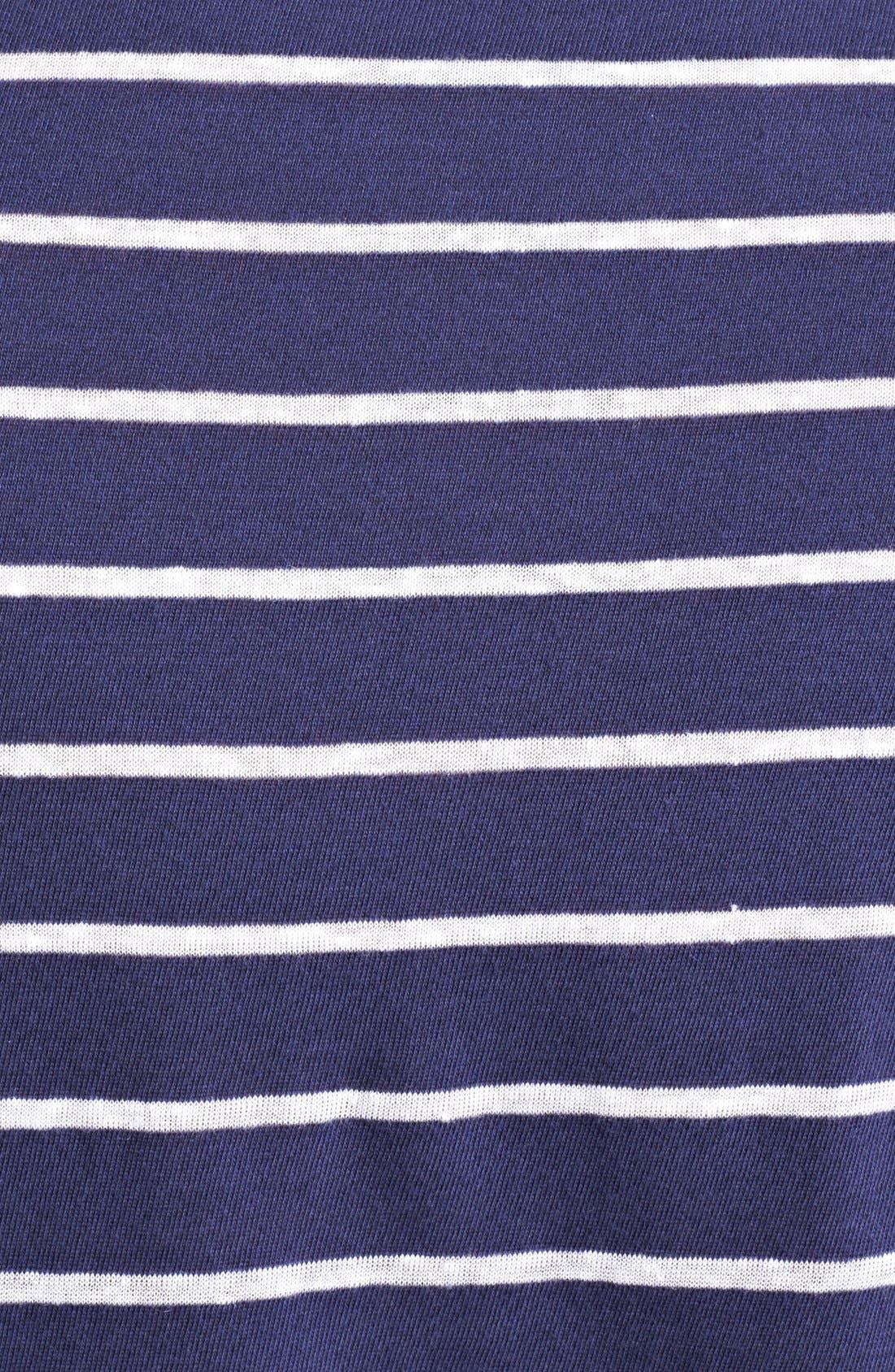 Alternate Image 3  - Michael Bastian Stripe Jersey Polo