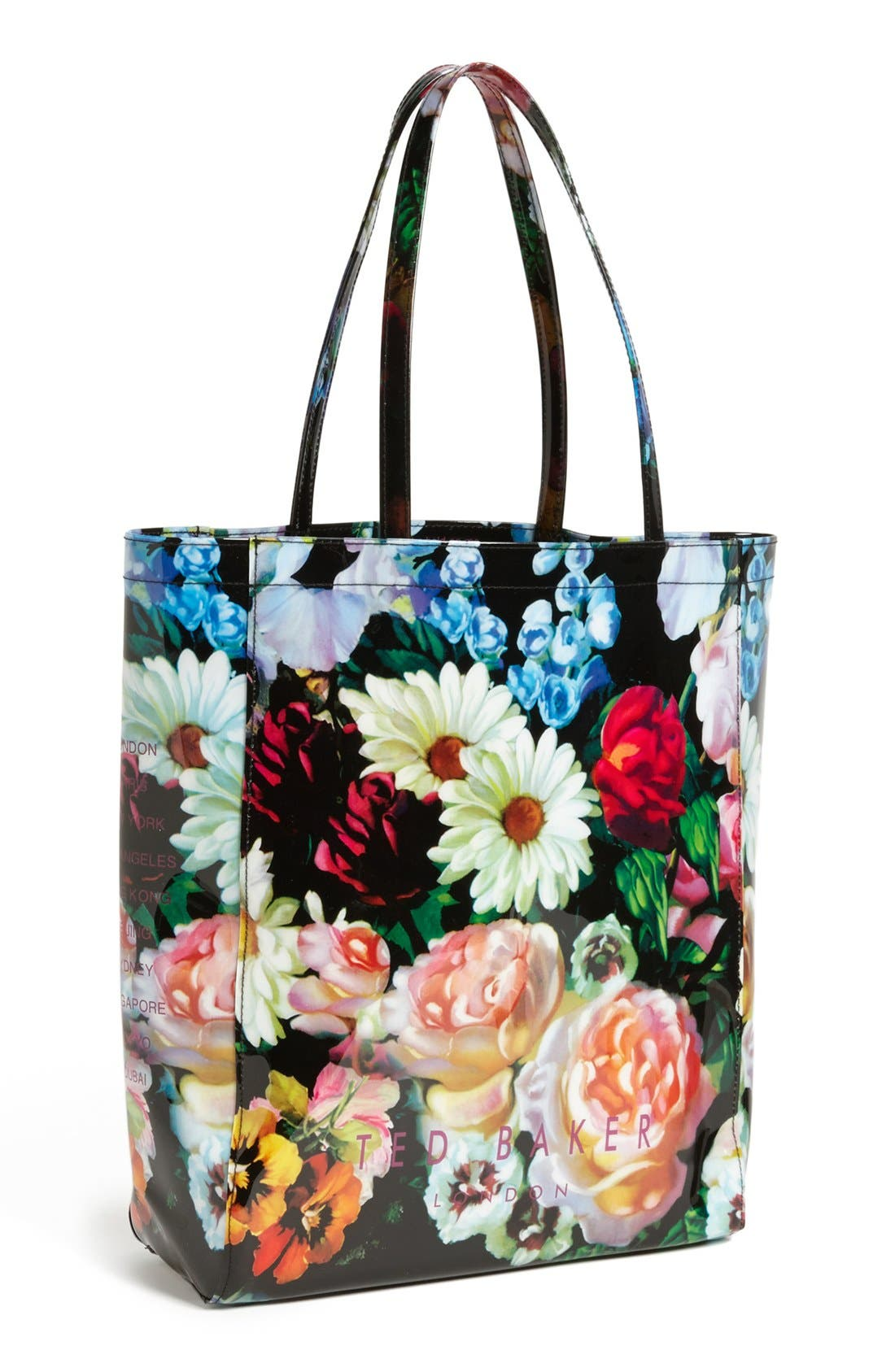 Alternate Image 1 Selected - Ted Baker London 'Oil Painting' Tote