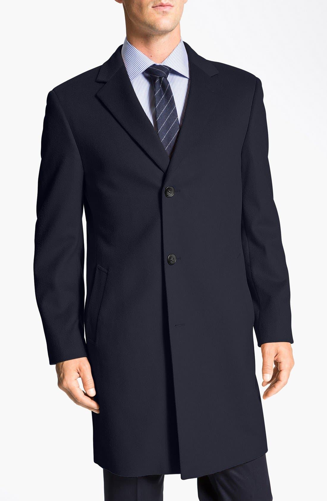 Main Image - John W. Nordstrom® Sydney Topcoat