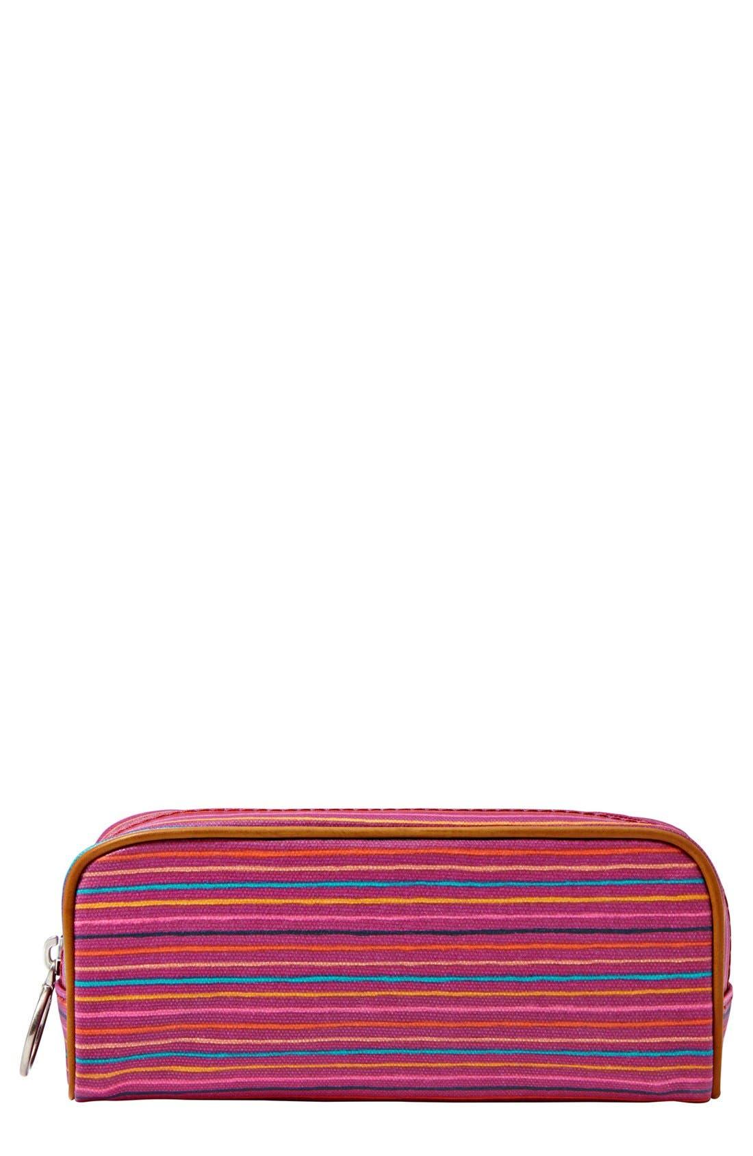 Main Image - Fossil 'Keyper' Cosmetics Bag