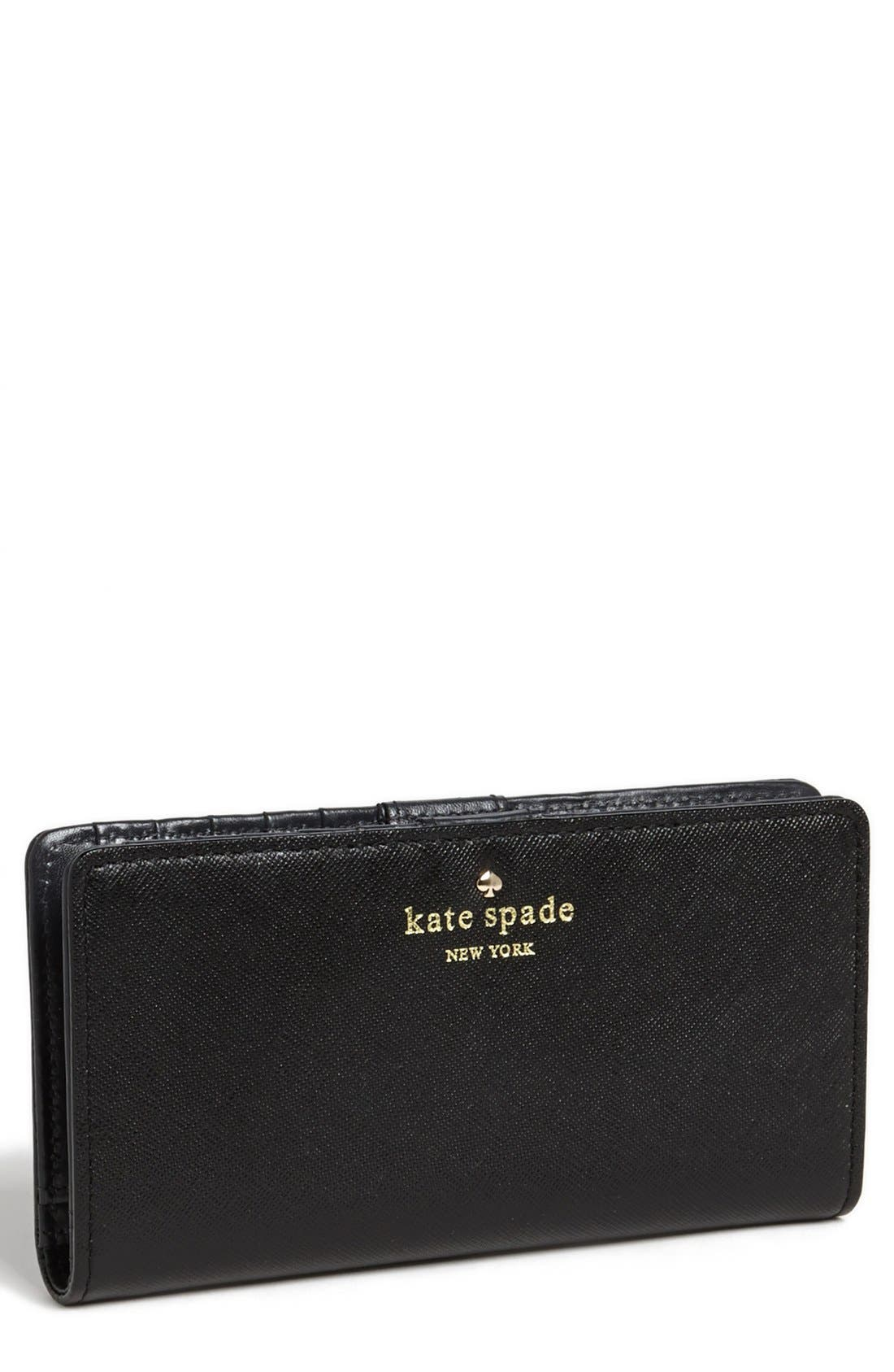 Main Image - kate spade new york 'cherry lane - stacy' wallet