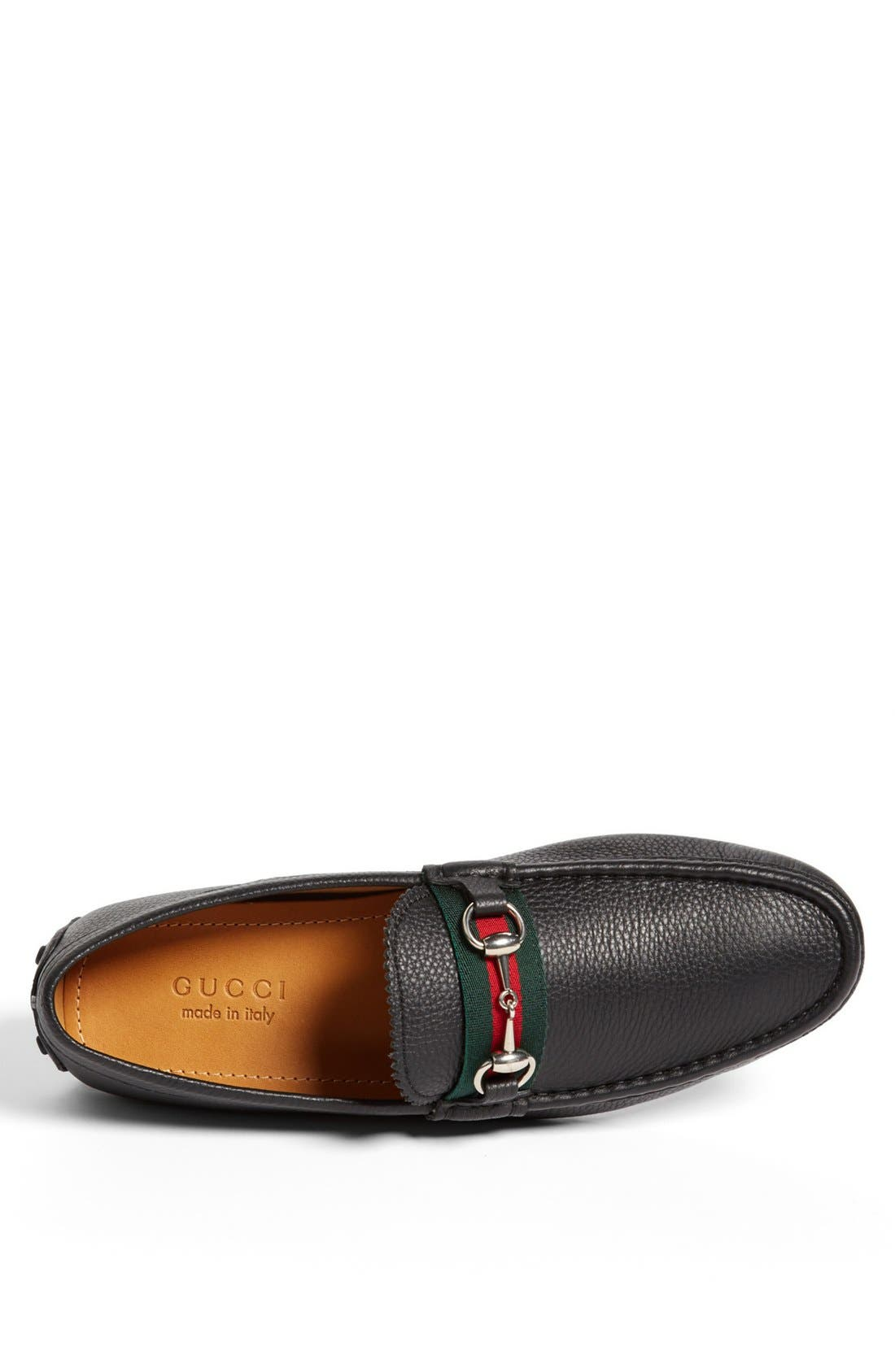 Alternate Image 3  - Gucci 'Damo' Driving Shoe (Men)