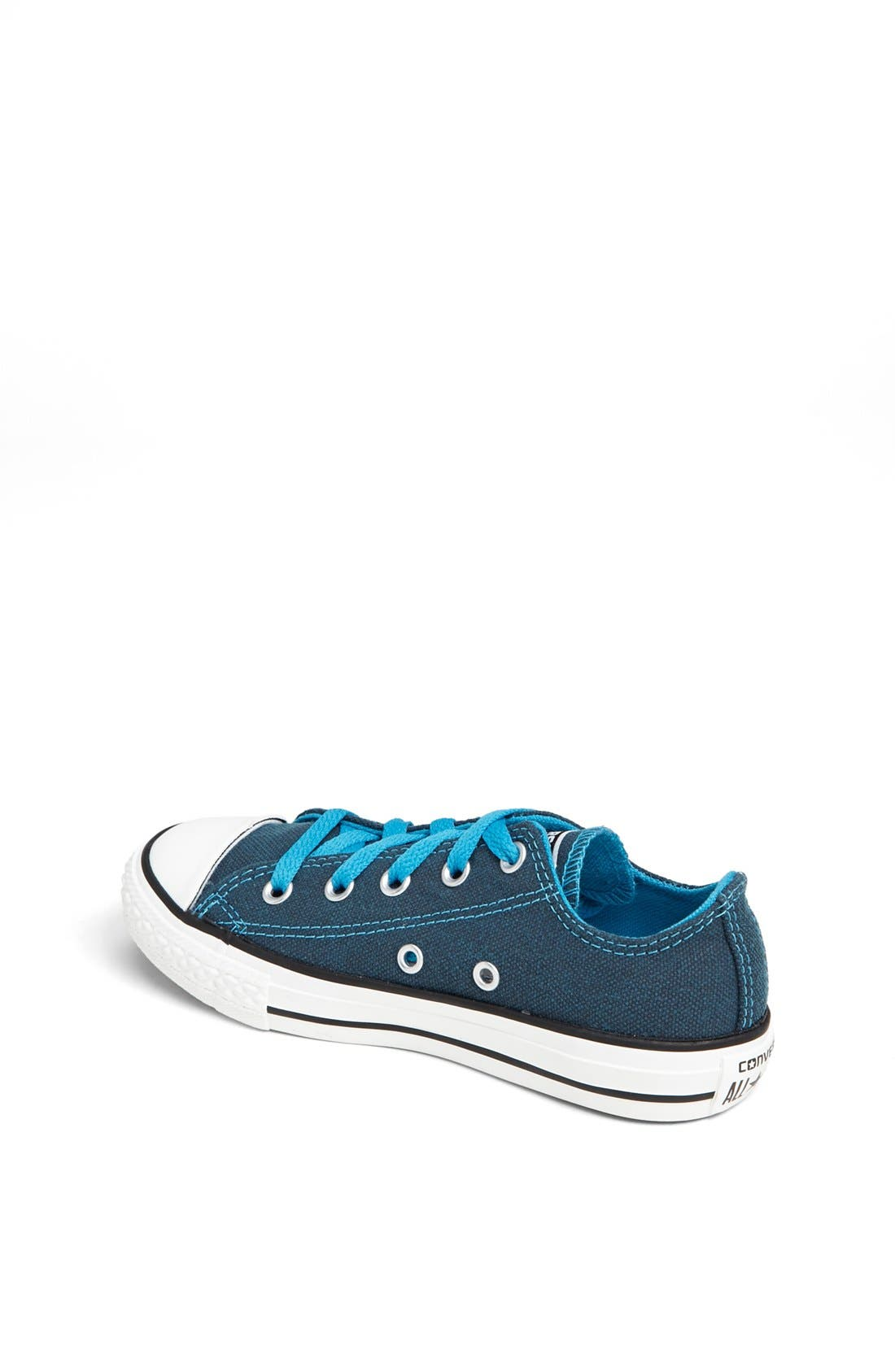 Alternate Image 2  - Converse Chuck Taylor® All Star® Low Top Sneaker (Toddler & Little Kid)