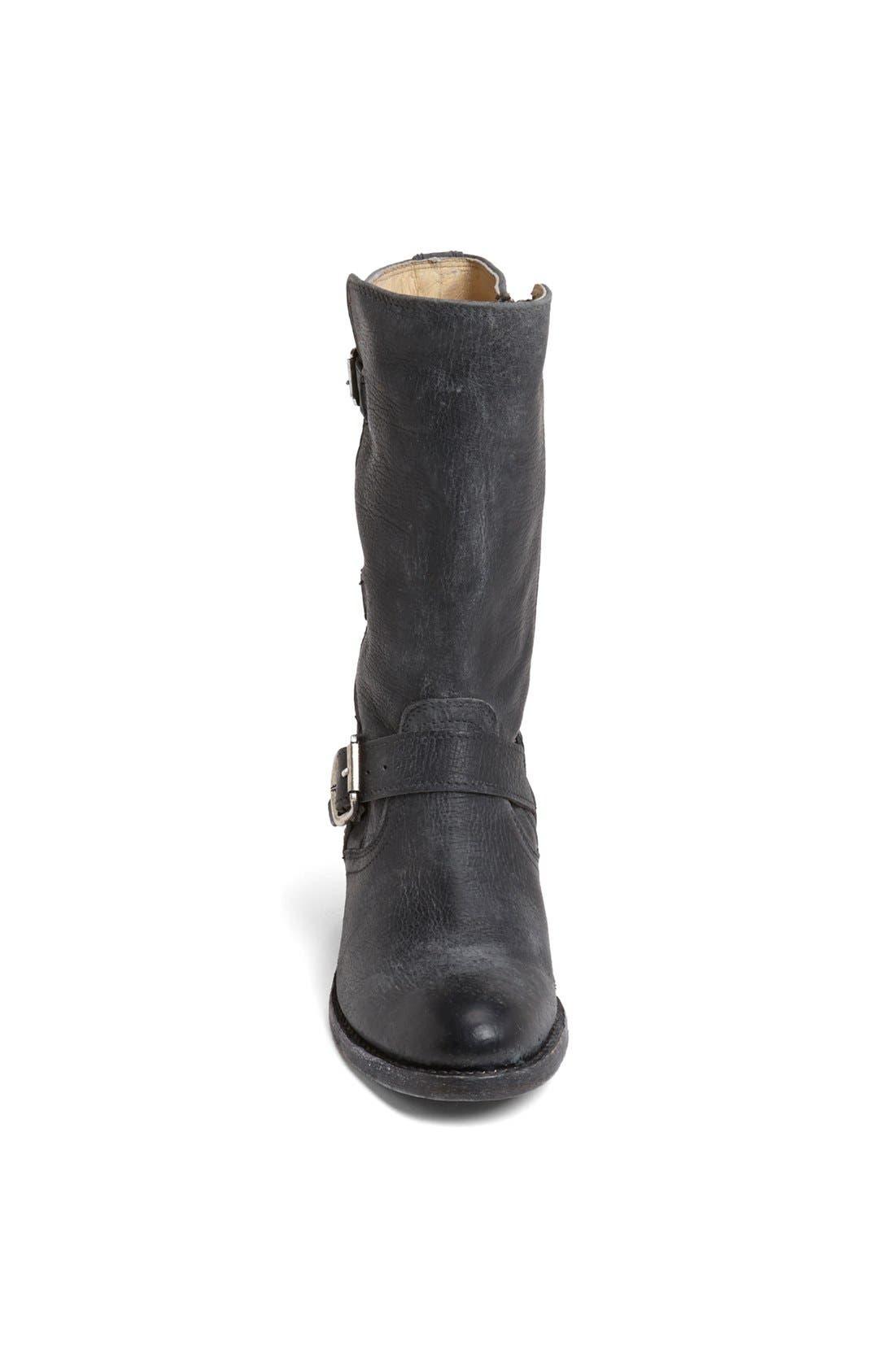 Alternate Image 3  - Frye 'Jayden' Leather Moto Boot