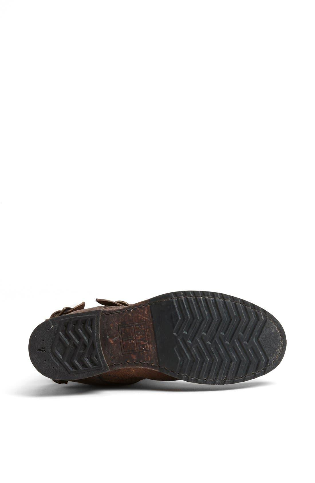 Alternate Image 4  - Frye 'Veronica Back Zip' Boot