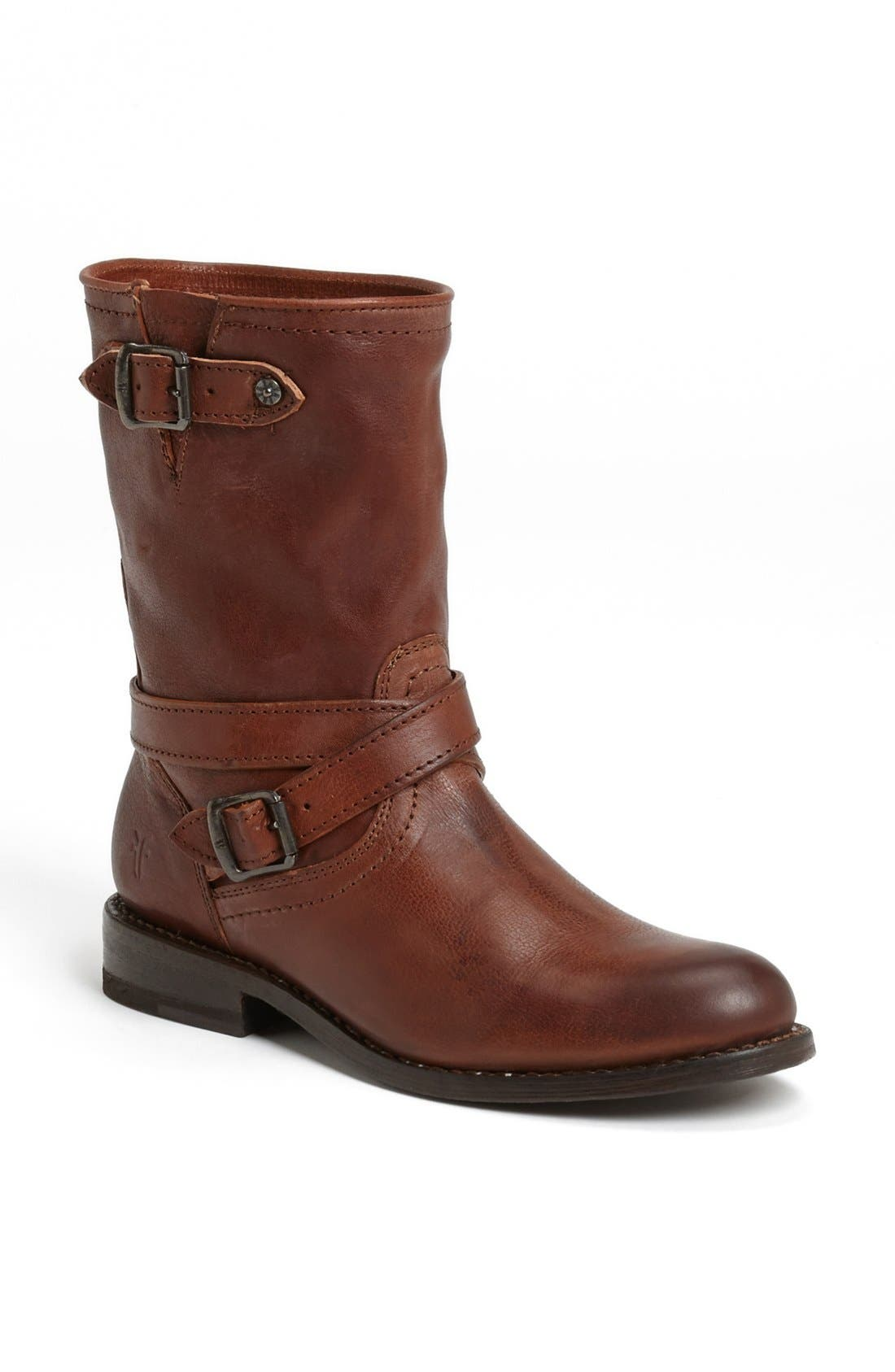 Main Image - Frye 'Jayden Cross Engineer' Leather Boot
