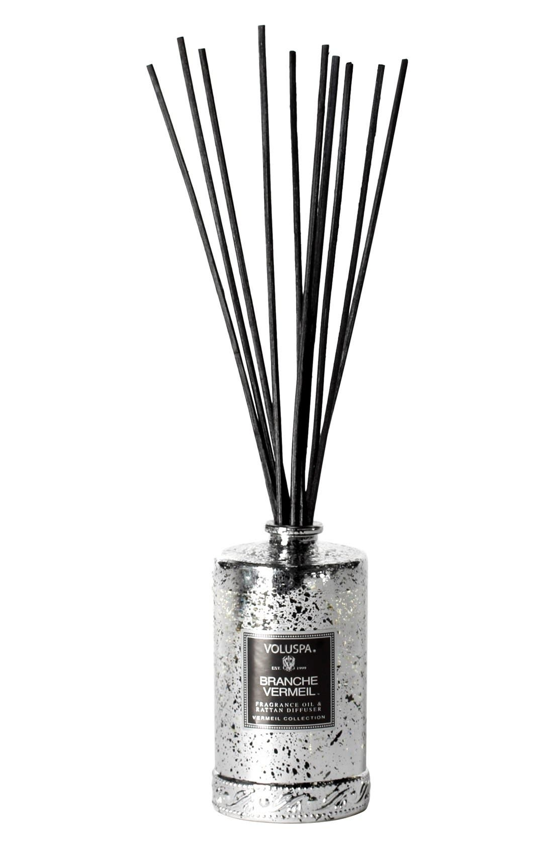 Alternate Image 1 Selected - Voluspa 'Vermeil - Branche Vermeil' Reed Diffuser