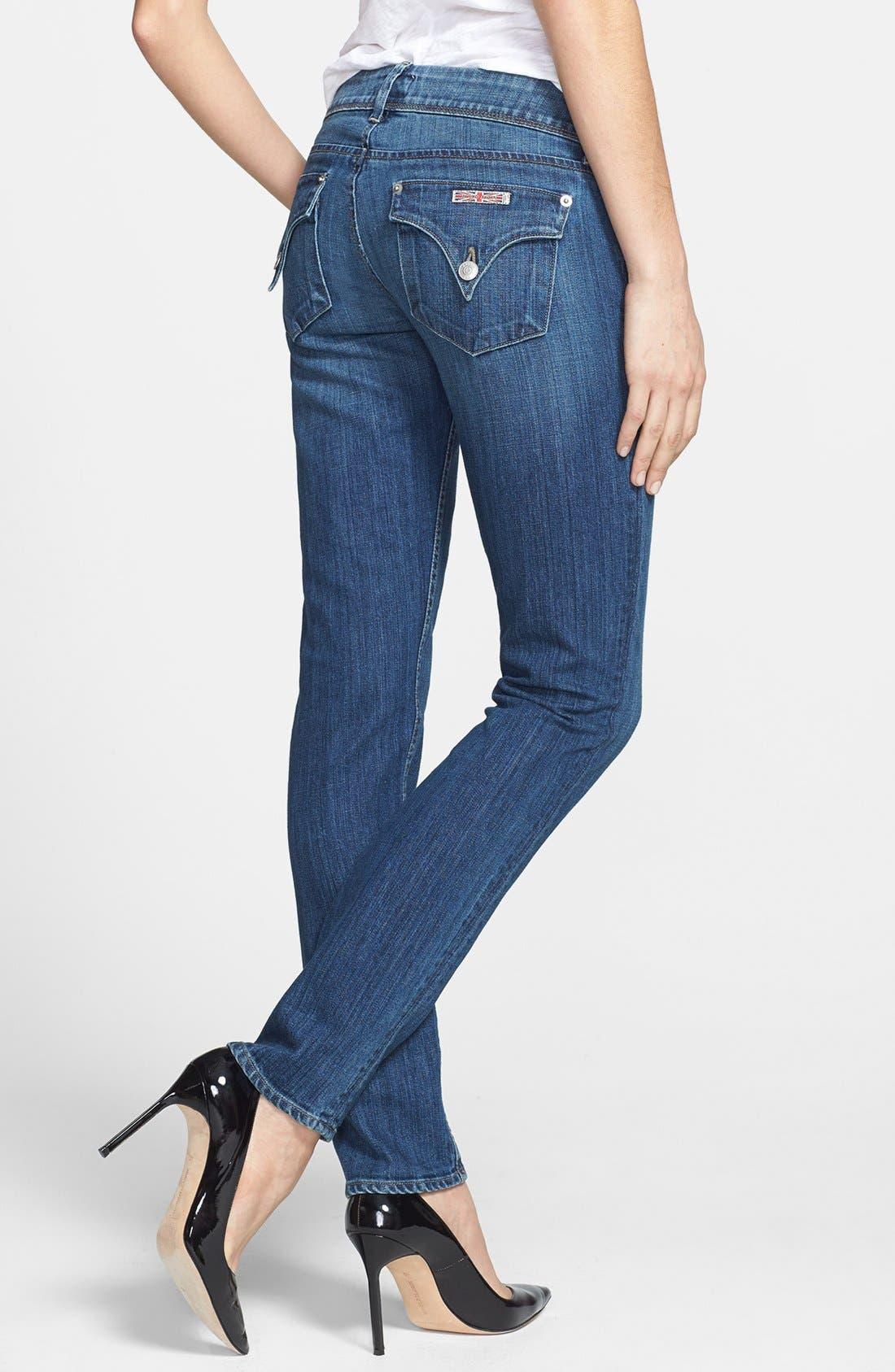 Alternate Image 2  - Hudson Jeans 'Collin' Skinny Jeans (Prodigy)
