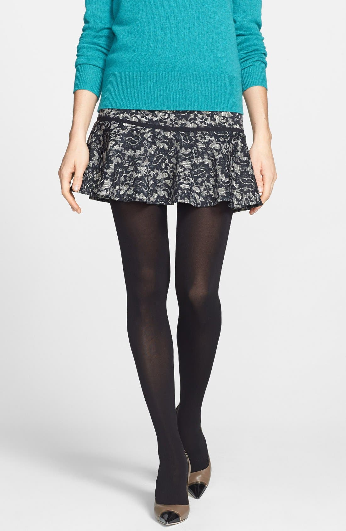 Alternate Image 1 Selected - SPANX® 'Tight End' High Waist Tights (Regular & Plus Size) (Online Only)
