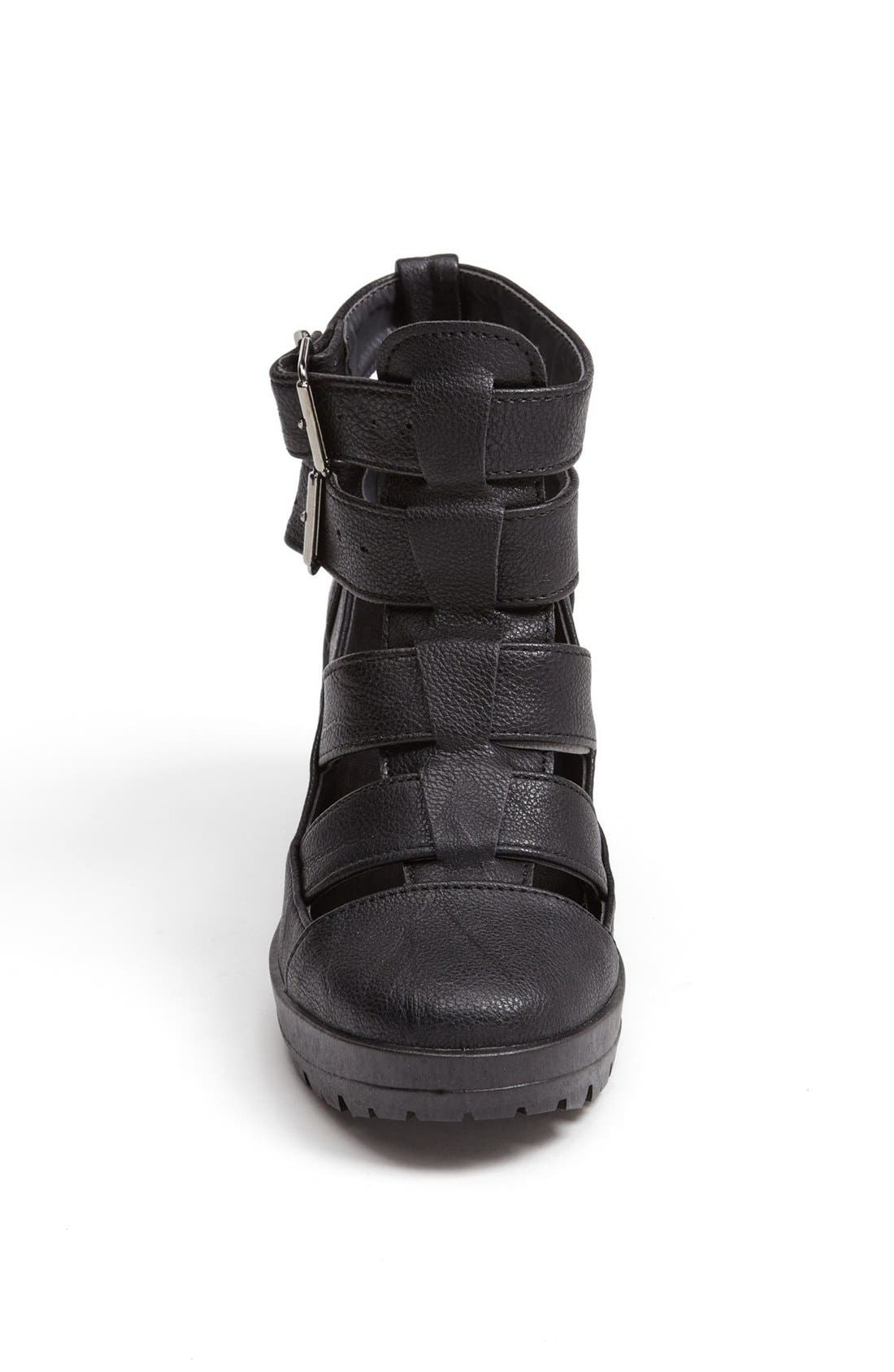 Alternate Image 3  - Topshop 'Mega' Ankle Boot