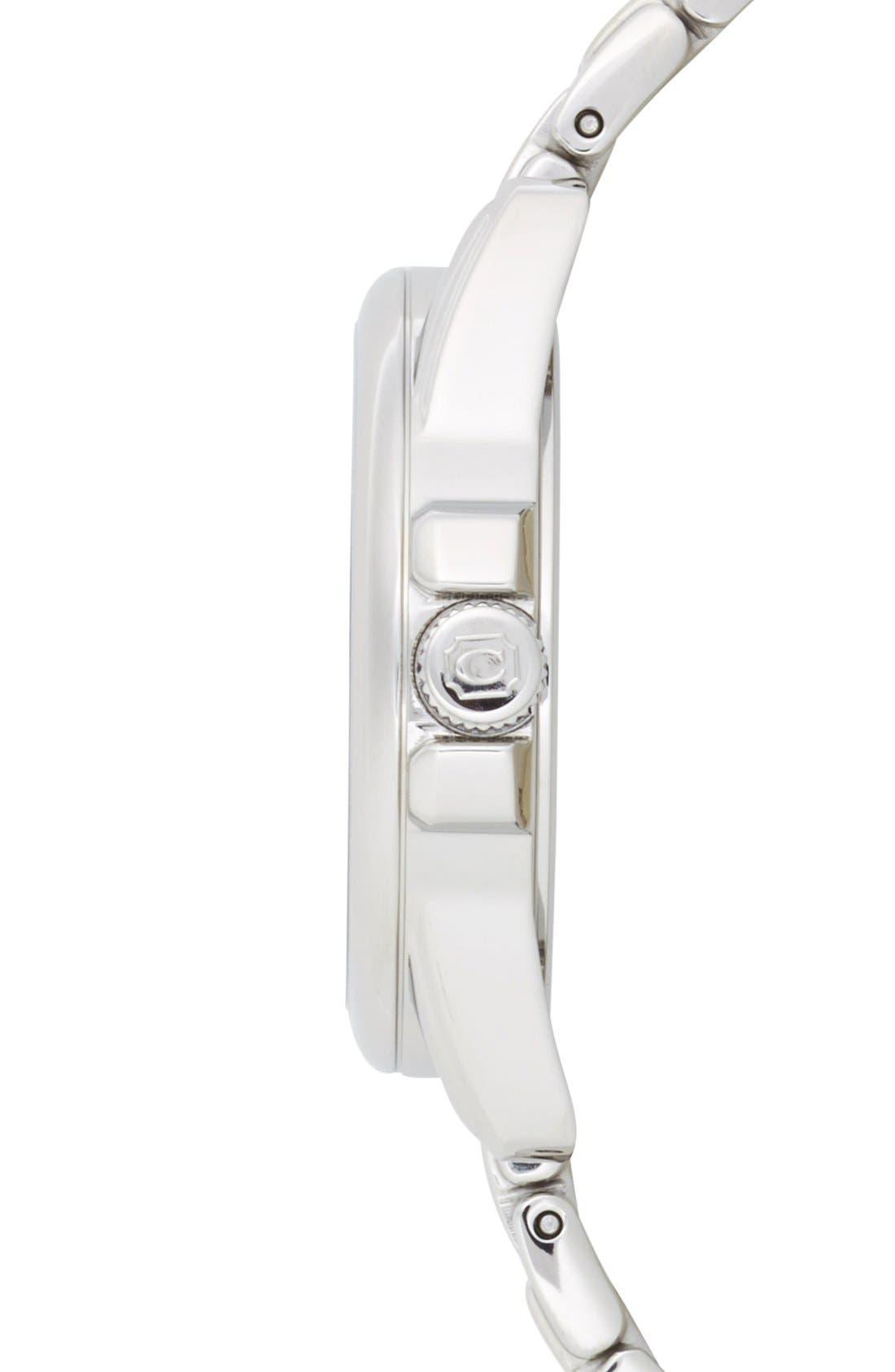 Alternate Image 3  - COACH 'Sydney' Round Bracelet Watch, 32mm