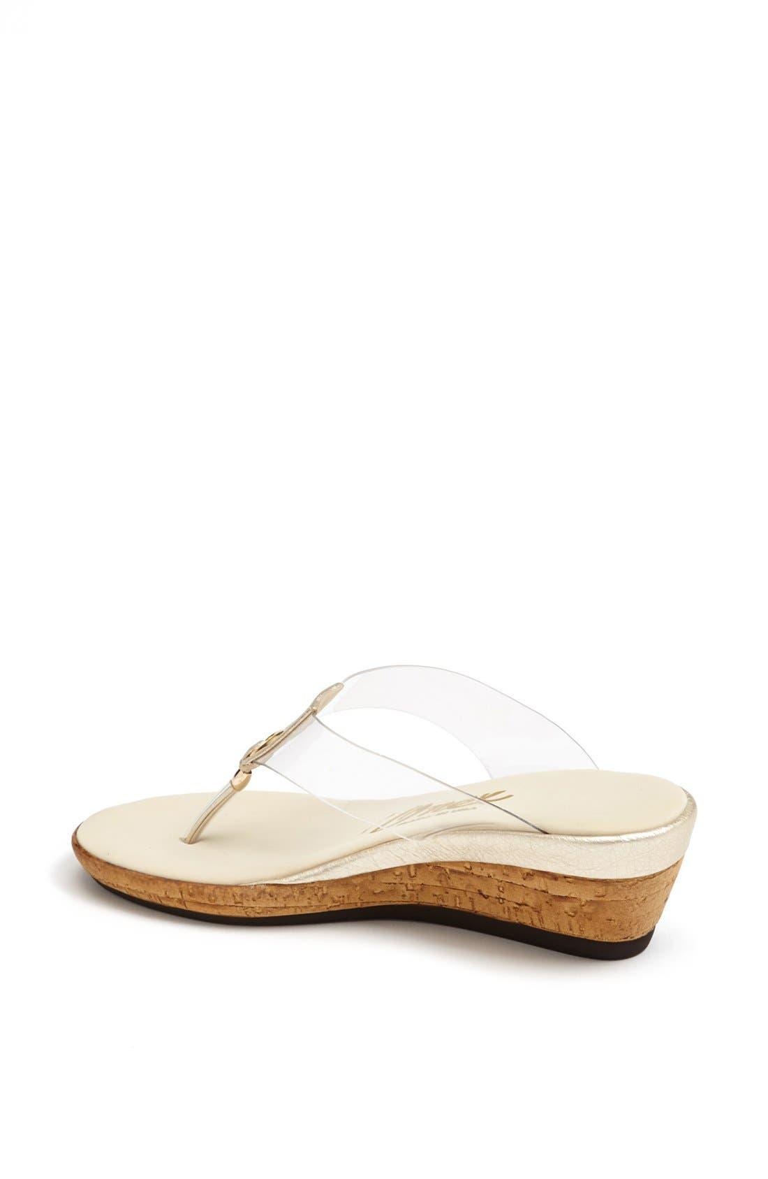 Alternate Image 2  - Onex 'Brucie' Wedge Sandal