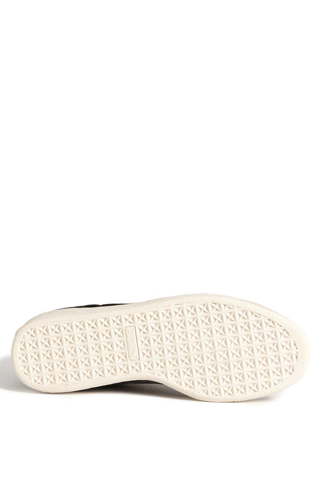 Alternate Image 4  - PUMA 'Suede City Mid' Sneaker