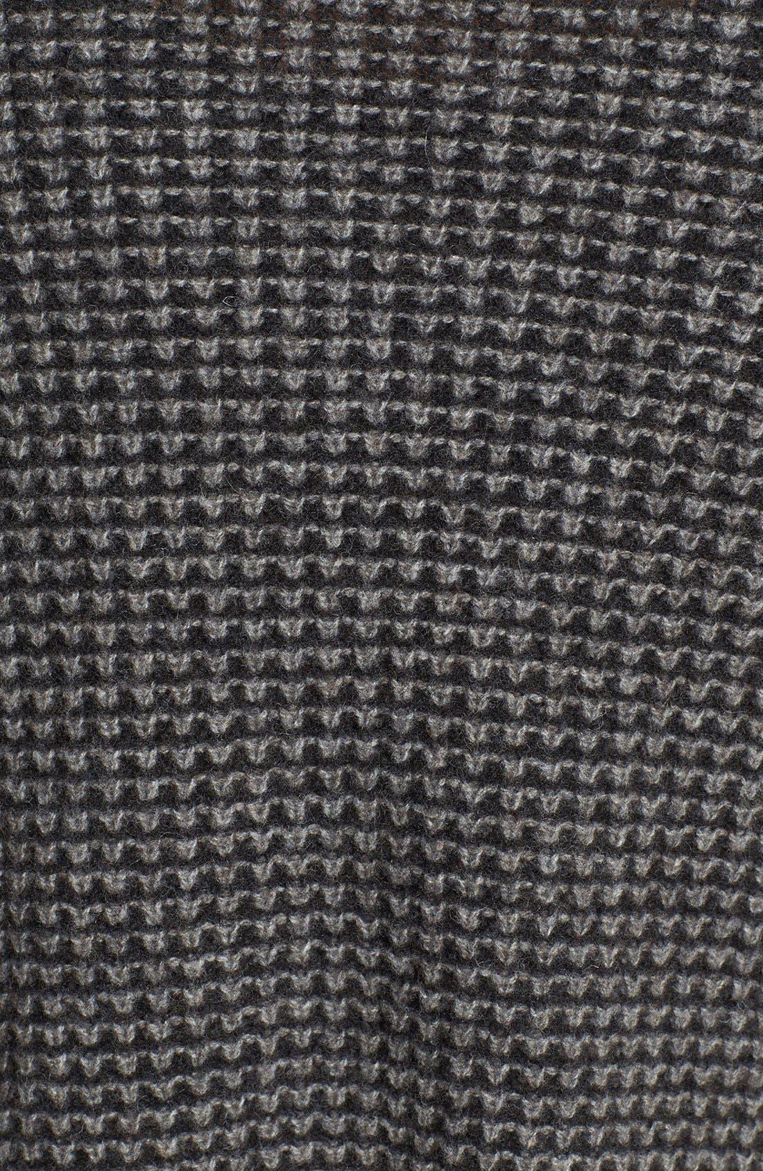 Alternate Image 3  - Eileen Fisher Wool & Yak Wool Drape Front Cardigan